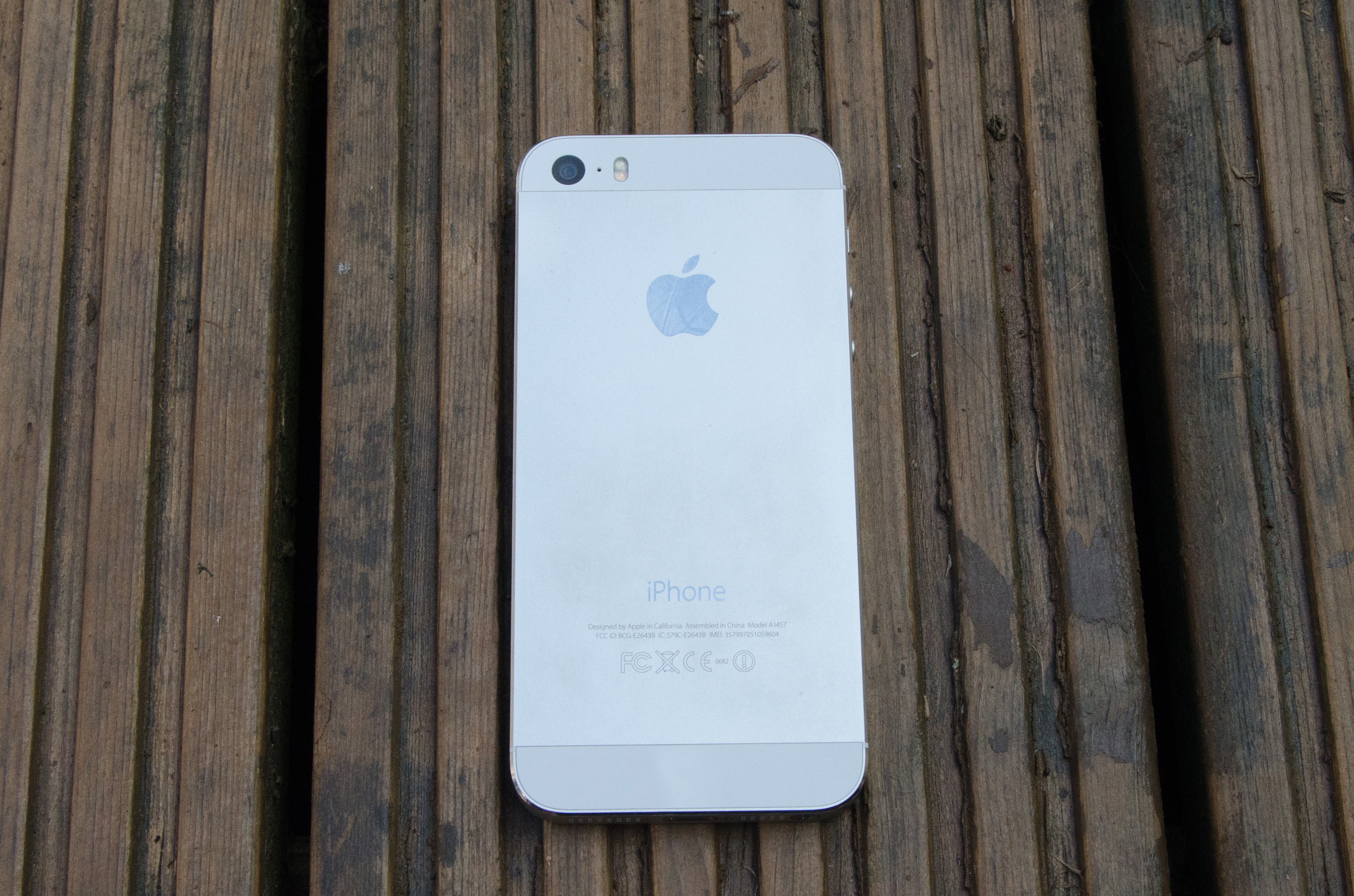 Iphone S Rear