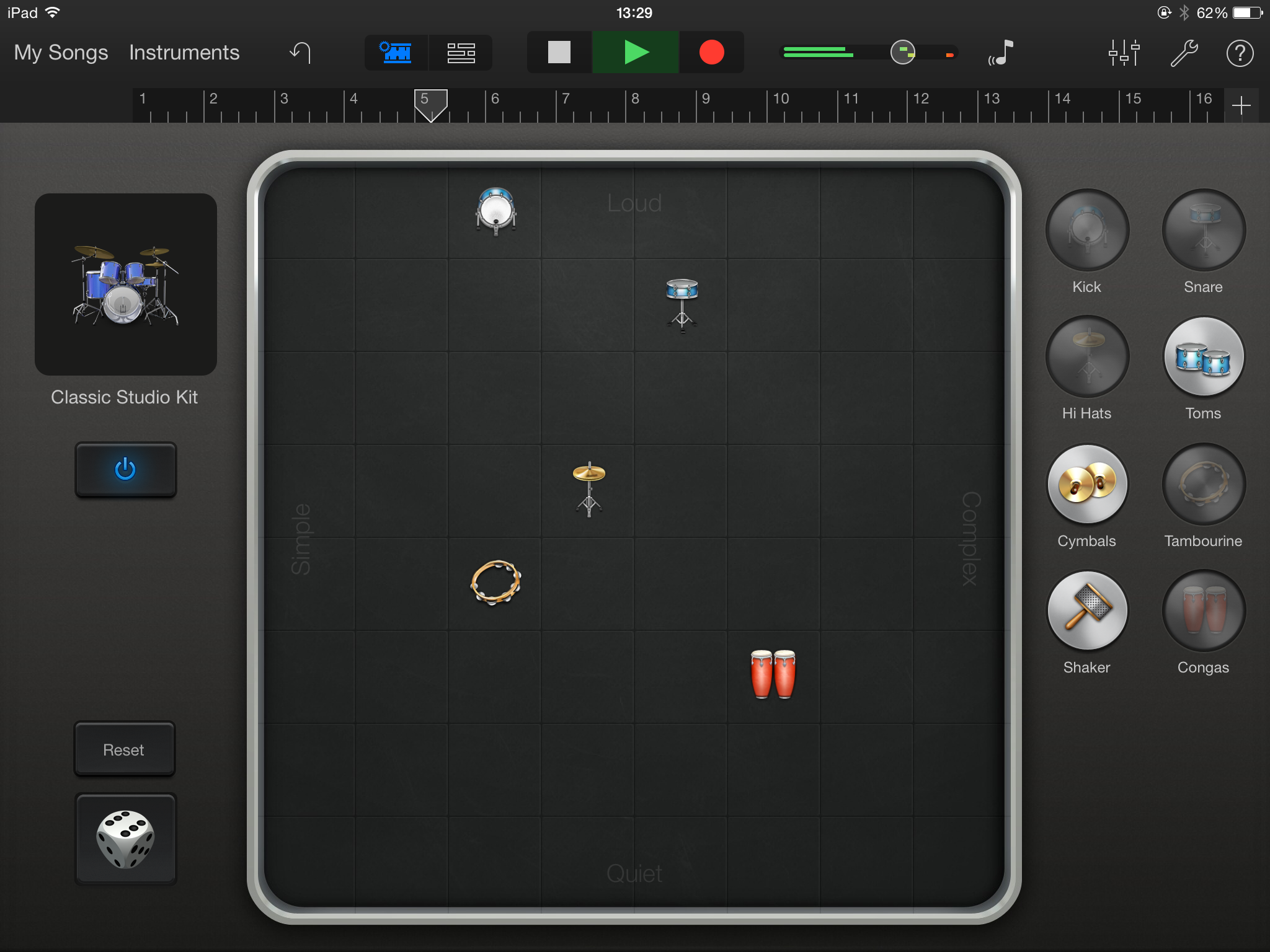 Review Garageband Ipad Garageband Smart Drums