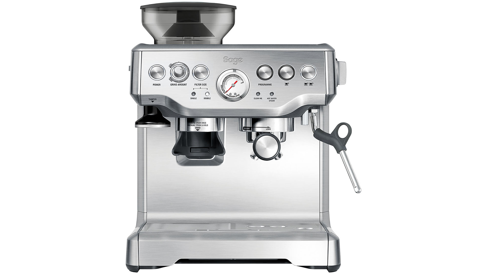 Electronic Coffee For Machines best coffee machine 2017 how to pick the right for sage by heston blumenthal barista express hero shot