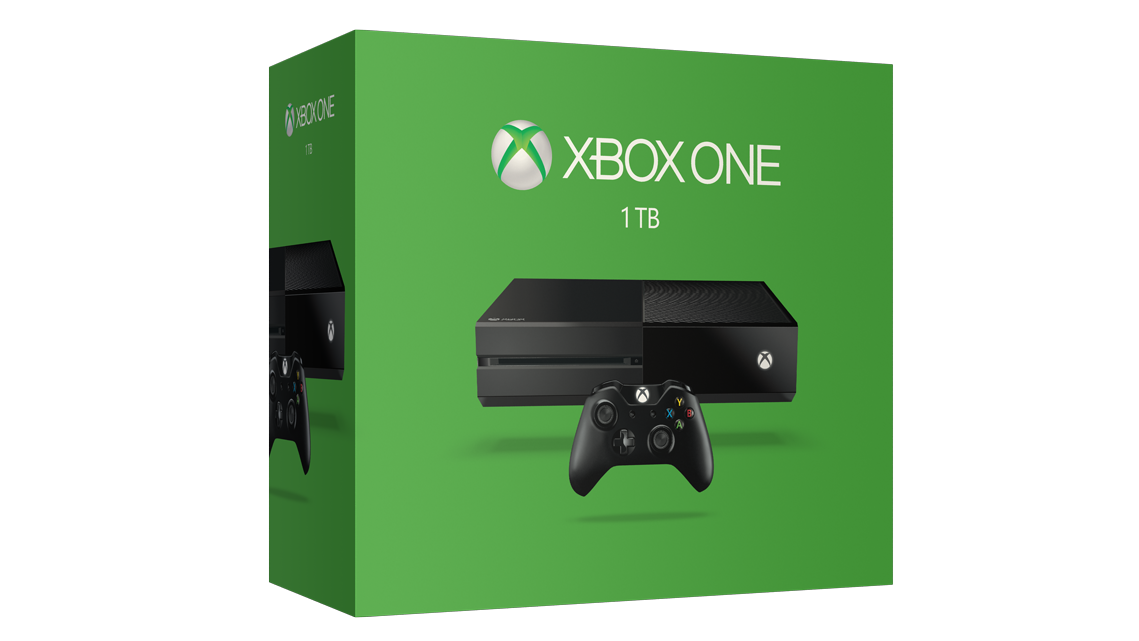 Xbox One Box Xbox One review: Micro...