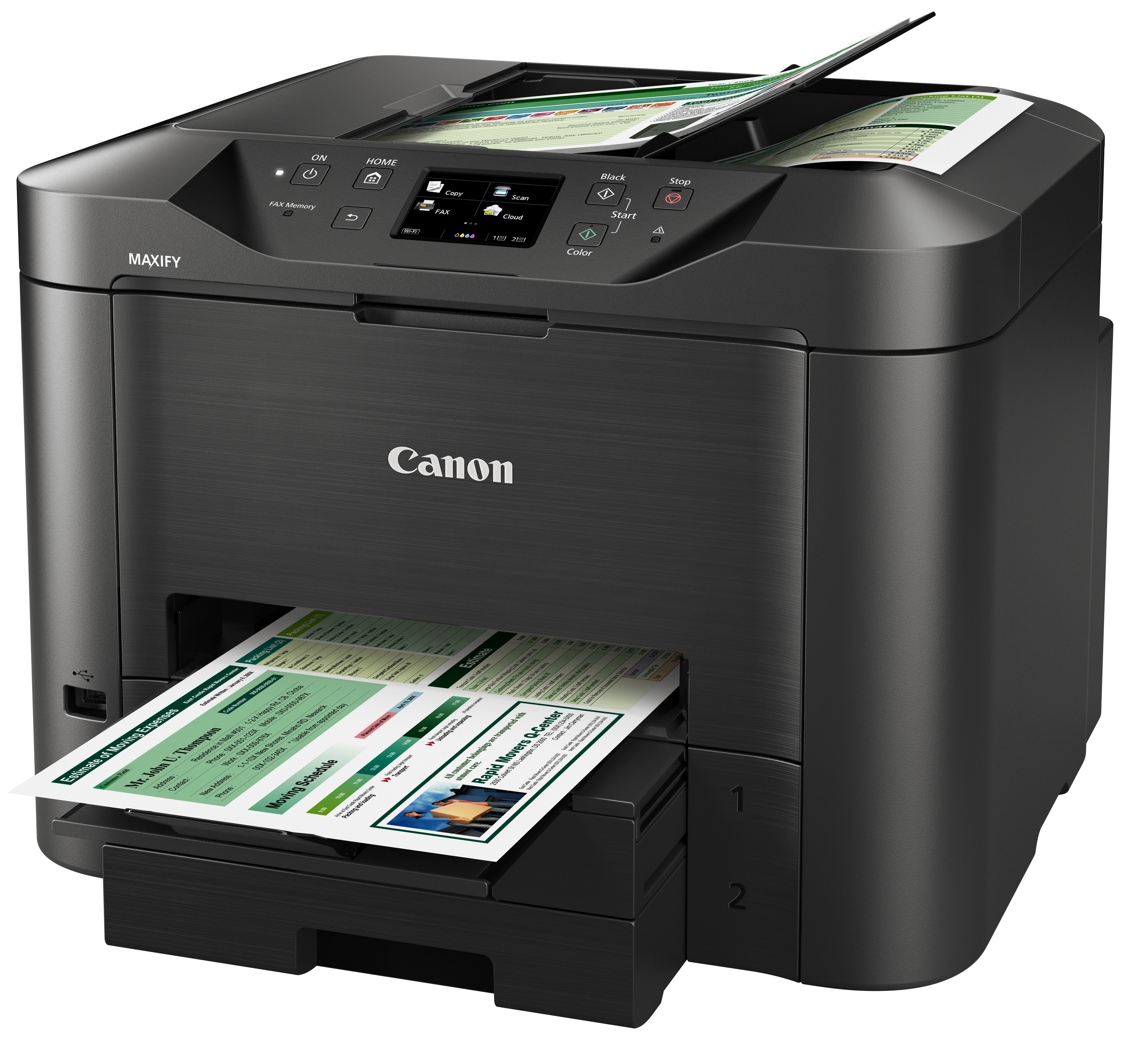 Canon Maxify Mb5350 Review Expert Reviews