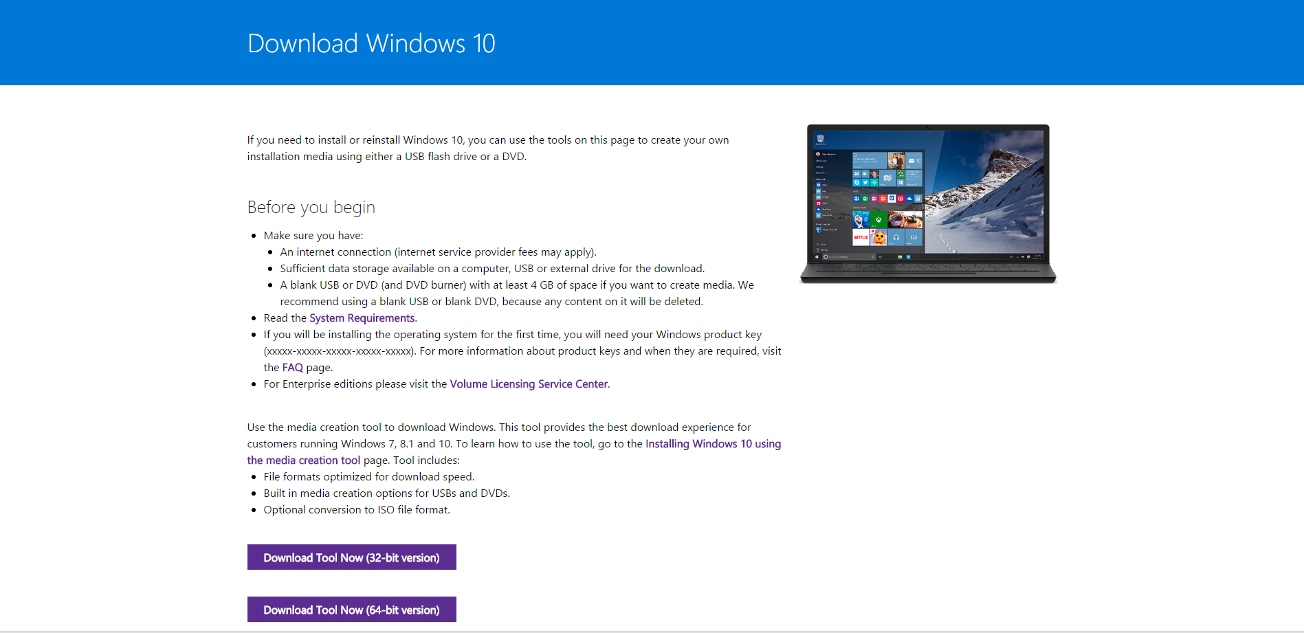 how to update windows 8 to windows 10 using usb