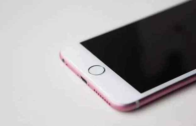 IPhone 6S Pink Rose Gold