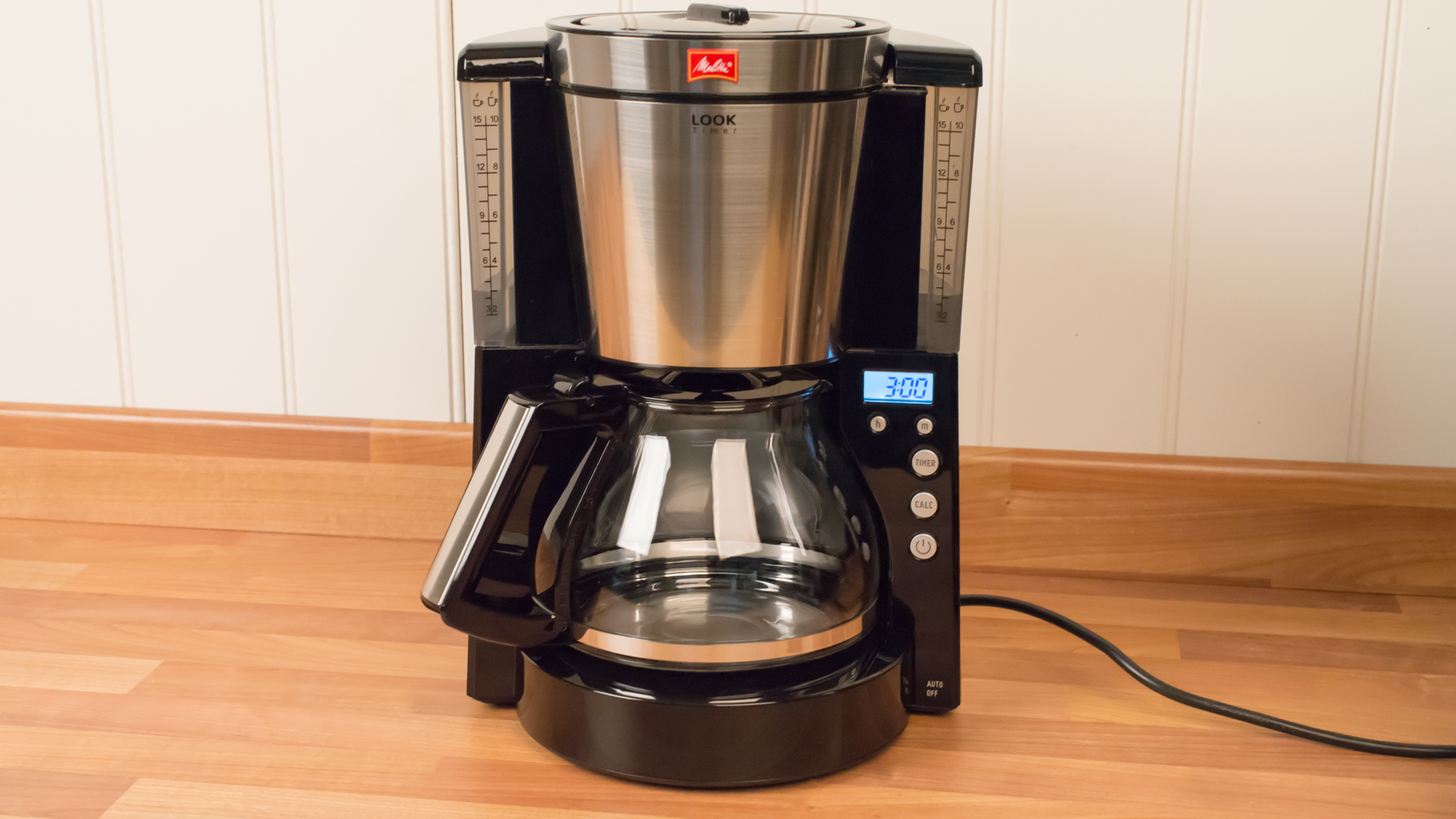 Good Coffee Makers Home Use : Melitta Look Timer review Expert Reviews