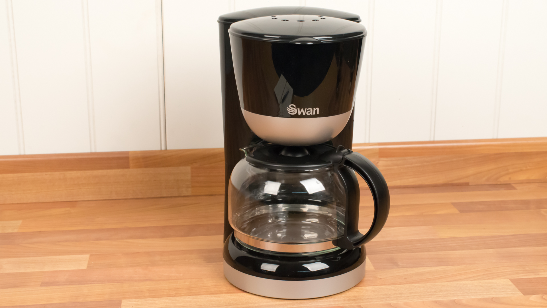Swan 1.25L Coffee Maker review Expert Reviews
