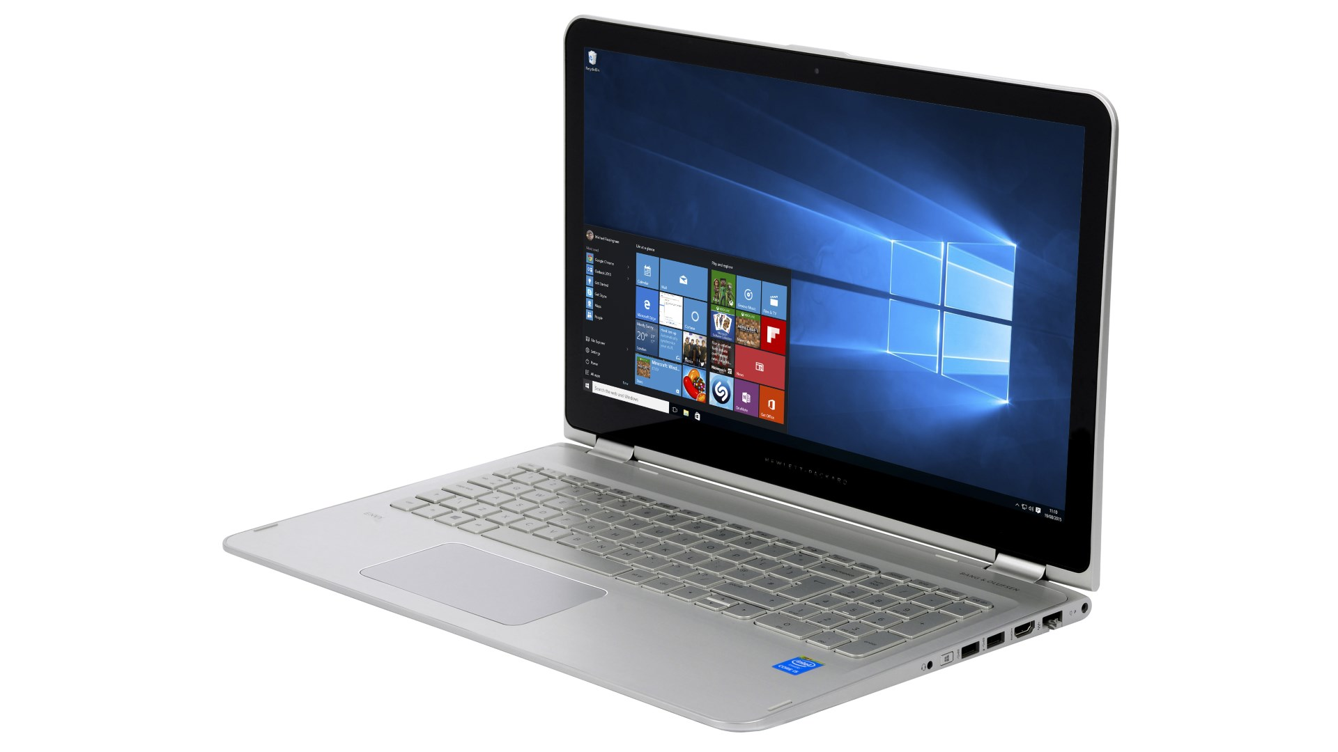 how to open hp envy 15