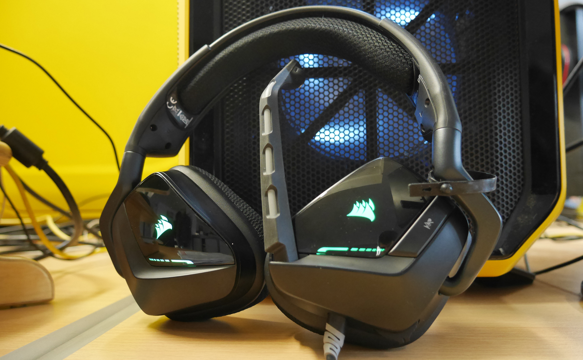 Corsair Void Usb Headset Review Expert Reviews