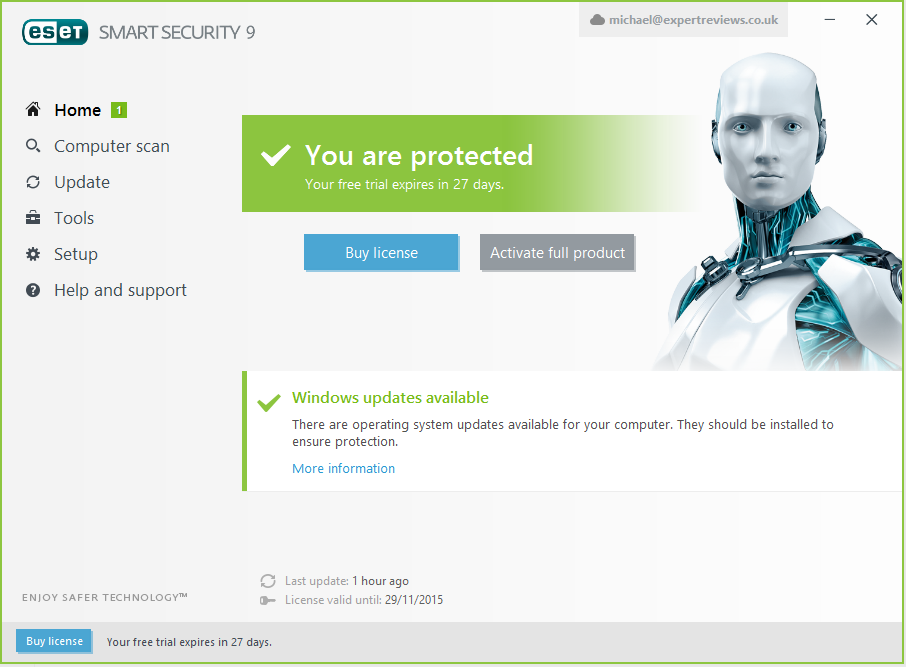 Eset Smart Security V3 Business Edition Username And
