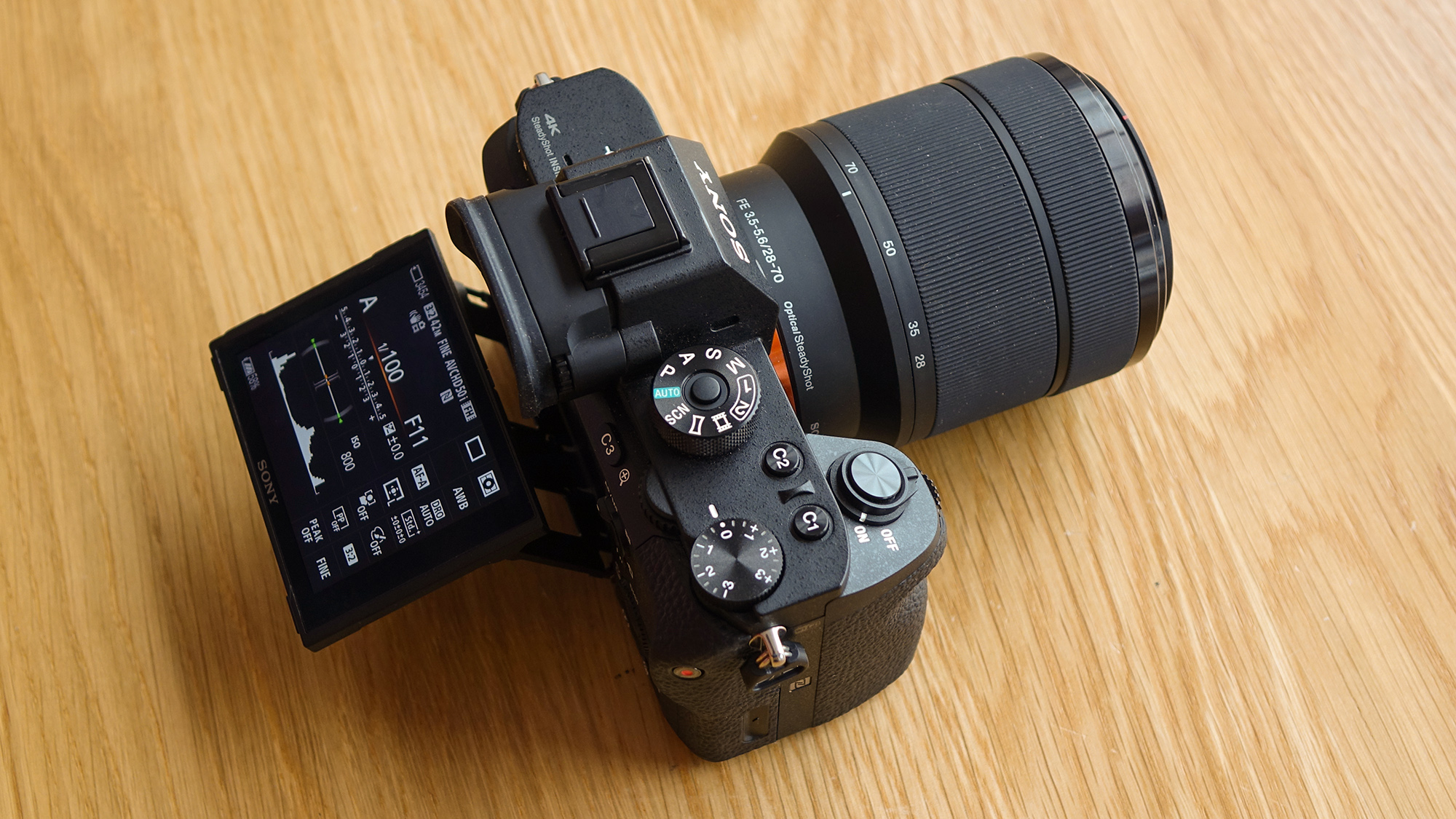 Sony a7R II review - F...