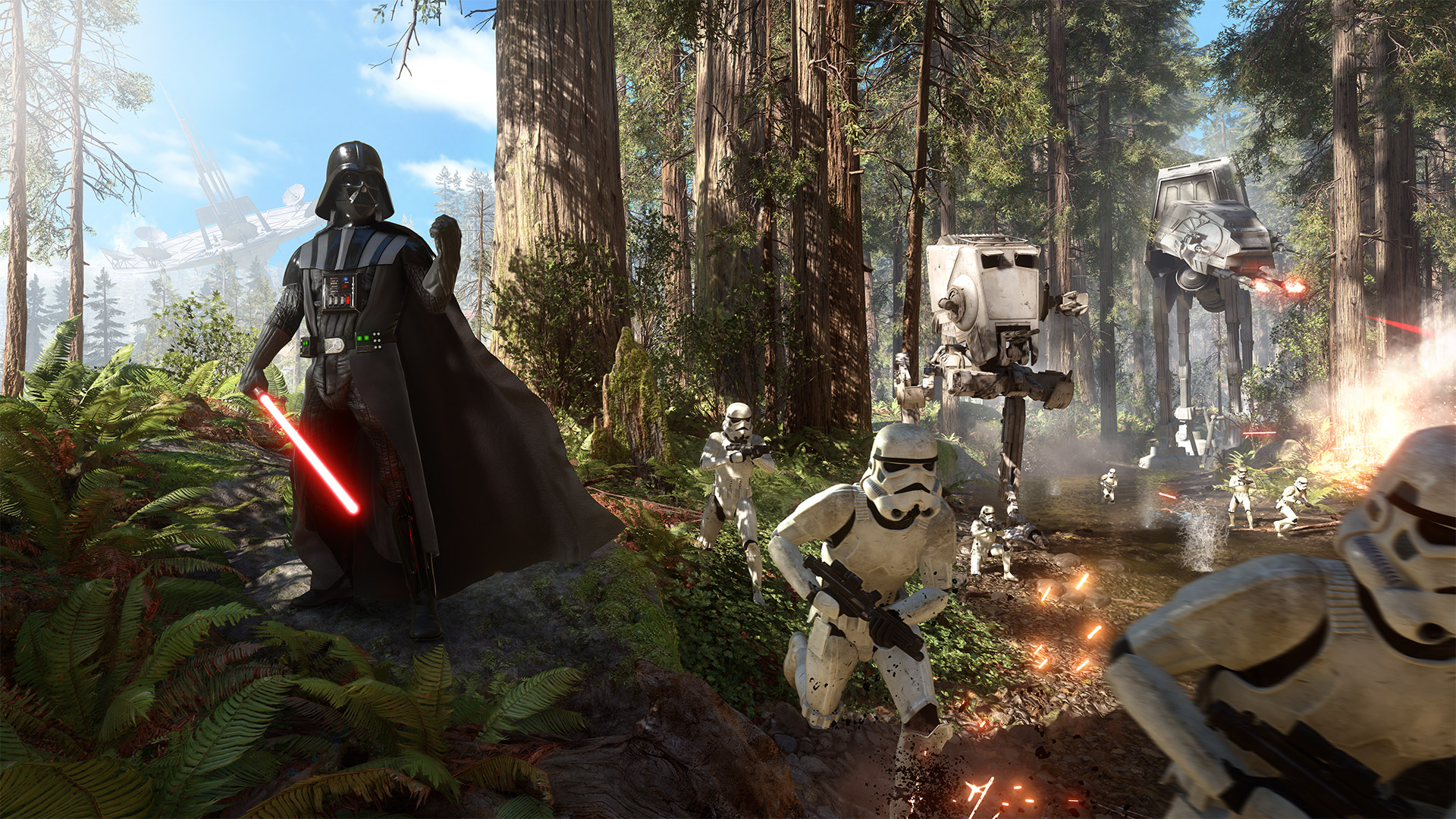 star wars battlefront 2 website