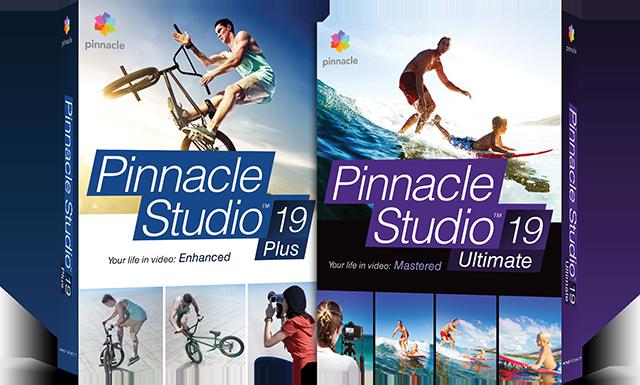Pinnacle Studio ultimate 10 Full Version