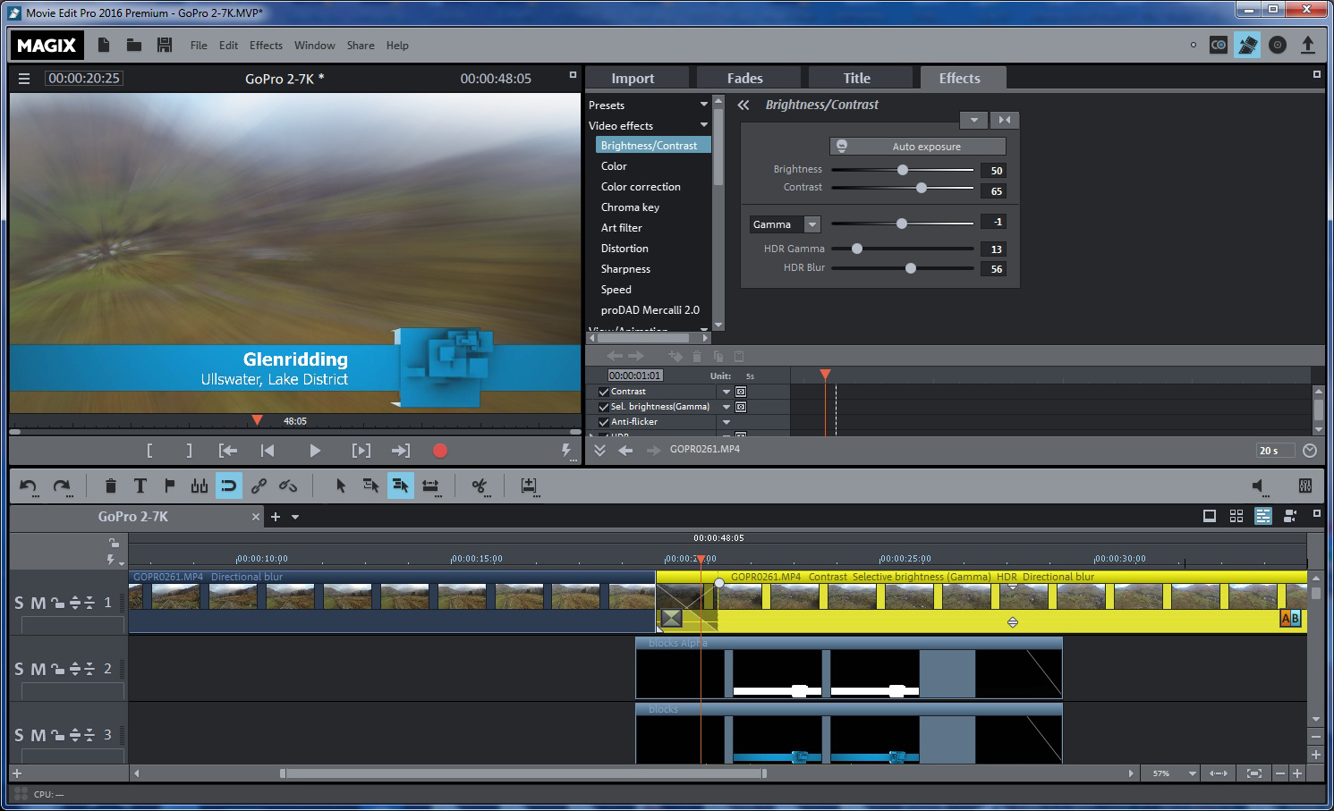 Magix movie edit pro 2016 premium review great video for Magix movie edit pro templates