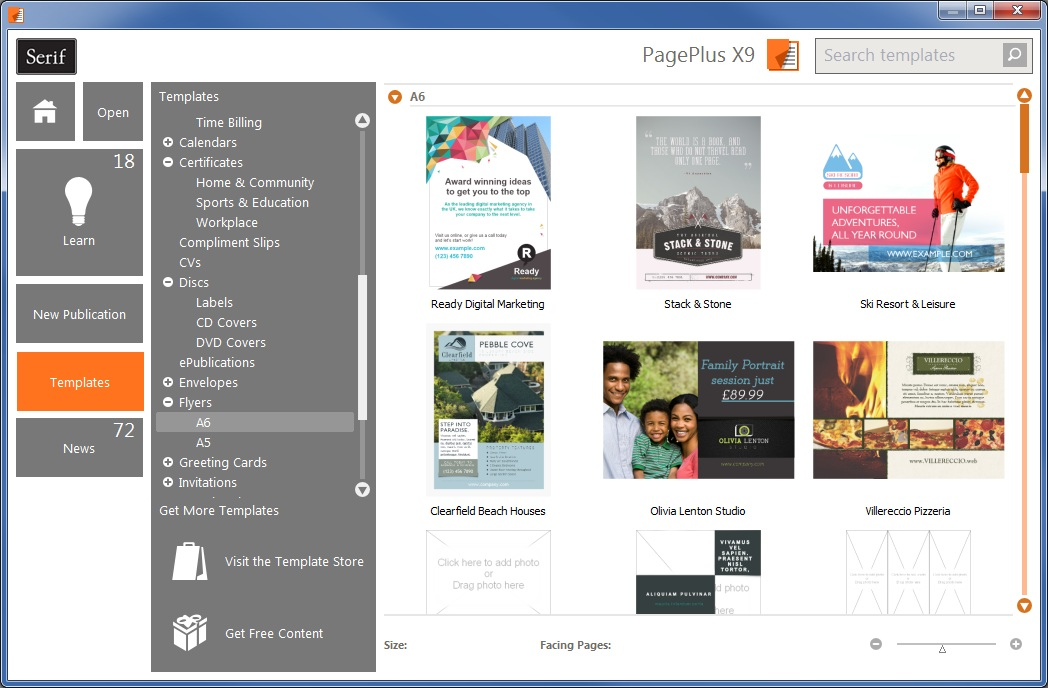 Serif PagePlus X9 review - simply brilliant DTP software | Expert ...