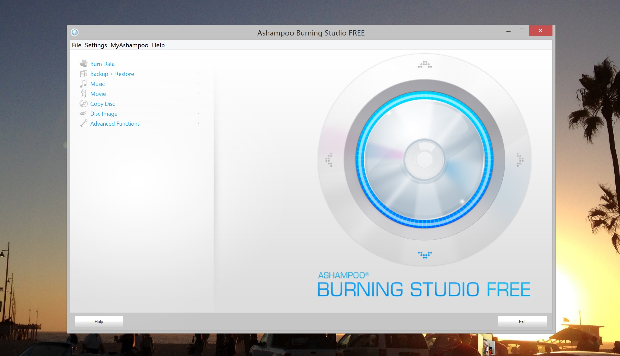 Free cd and dvd burning writing and copying software