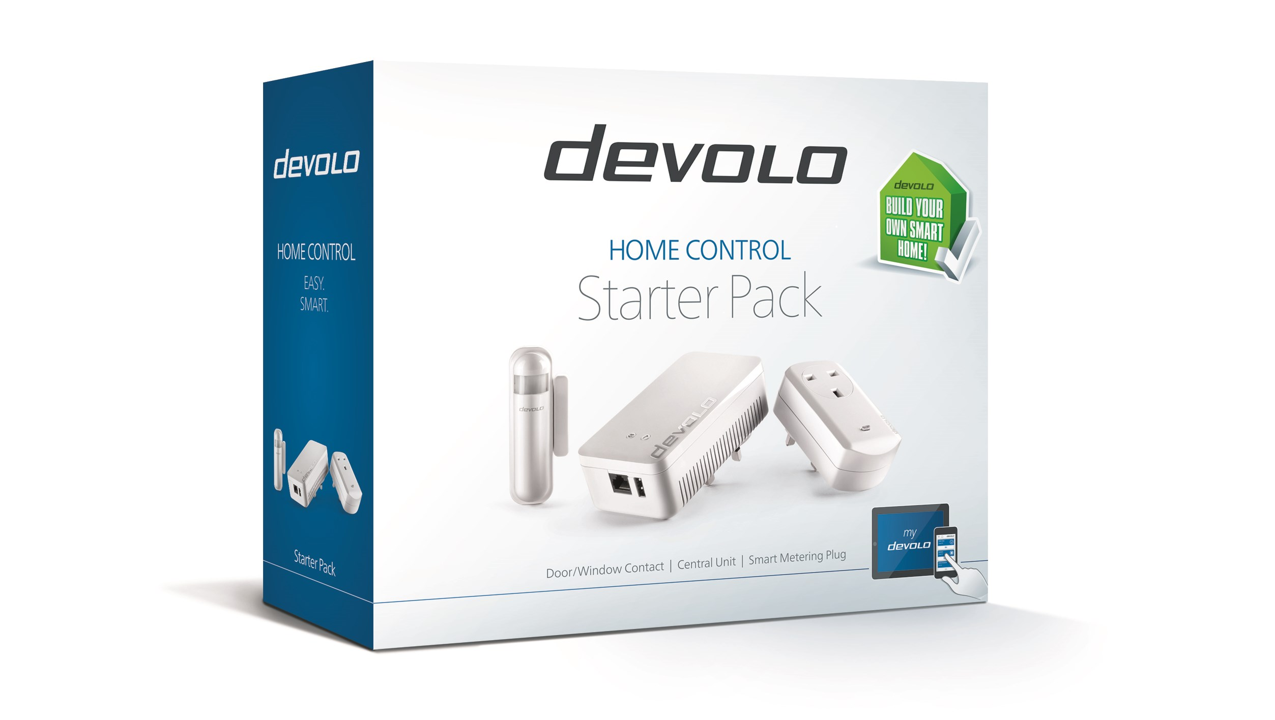 devolo home control starter pack review smart home for. Black Bedroom Furniture Sets. Home Design Ideas