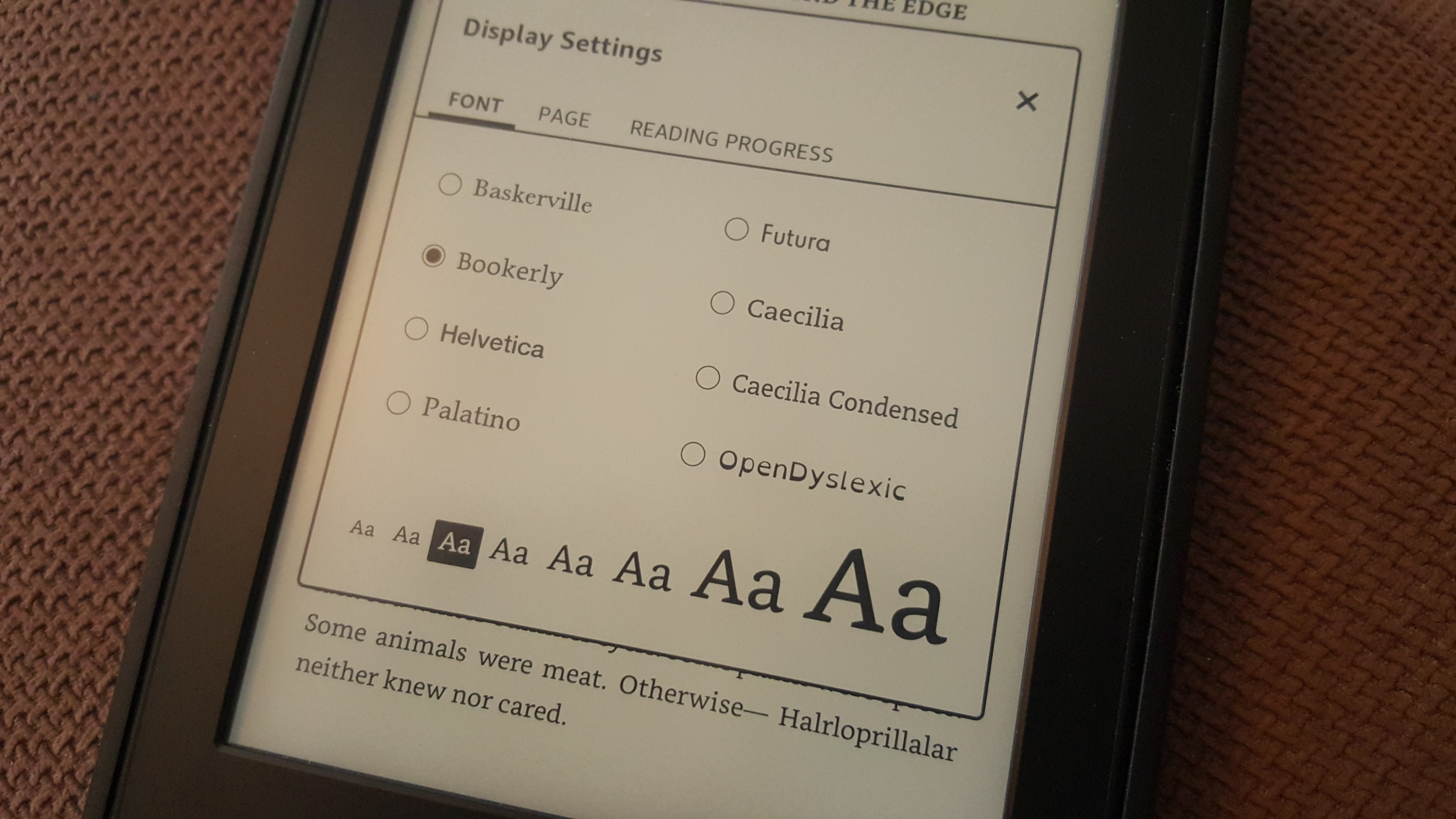 kindle paperwhite review great resolution but the features