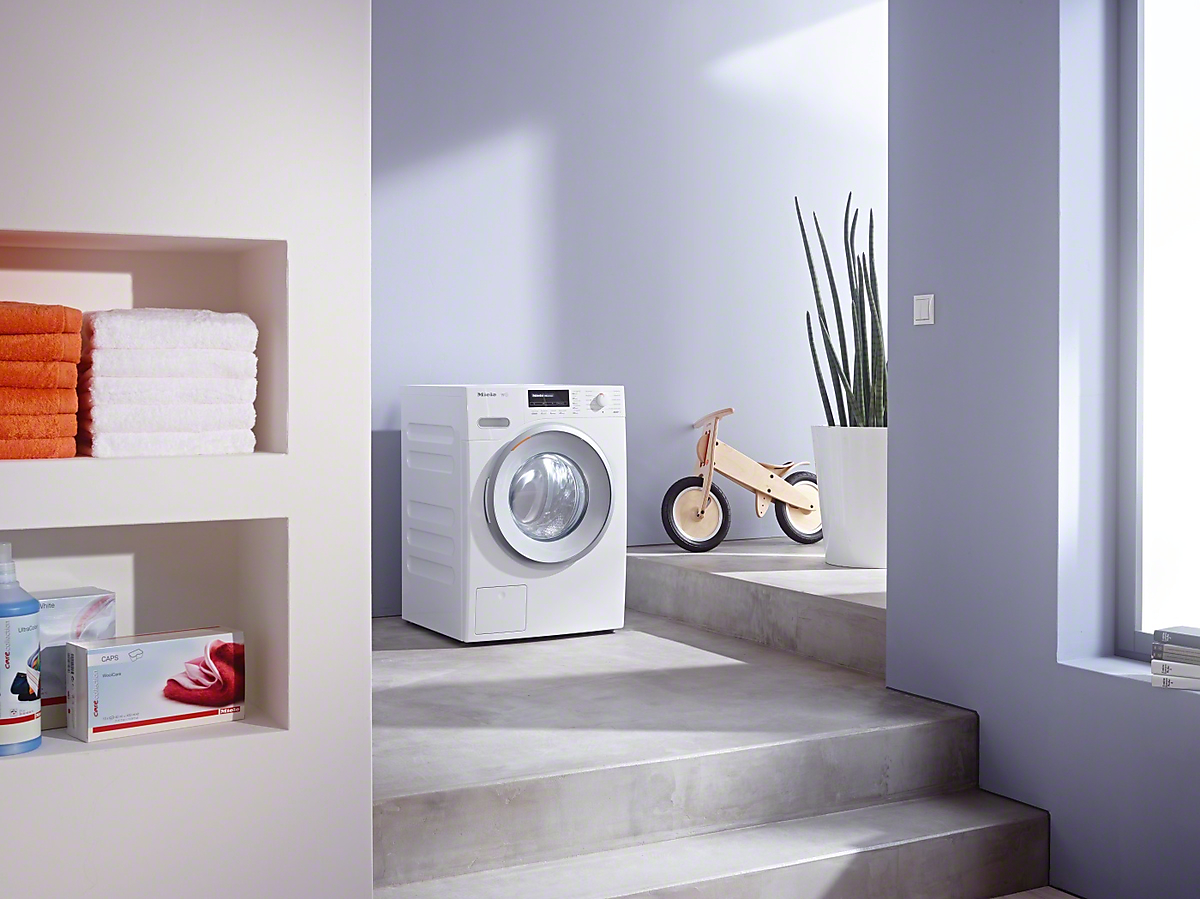 Best Top Loading Washing Machine >> Miele W1 WMB120 review | Expert Reviews