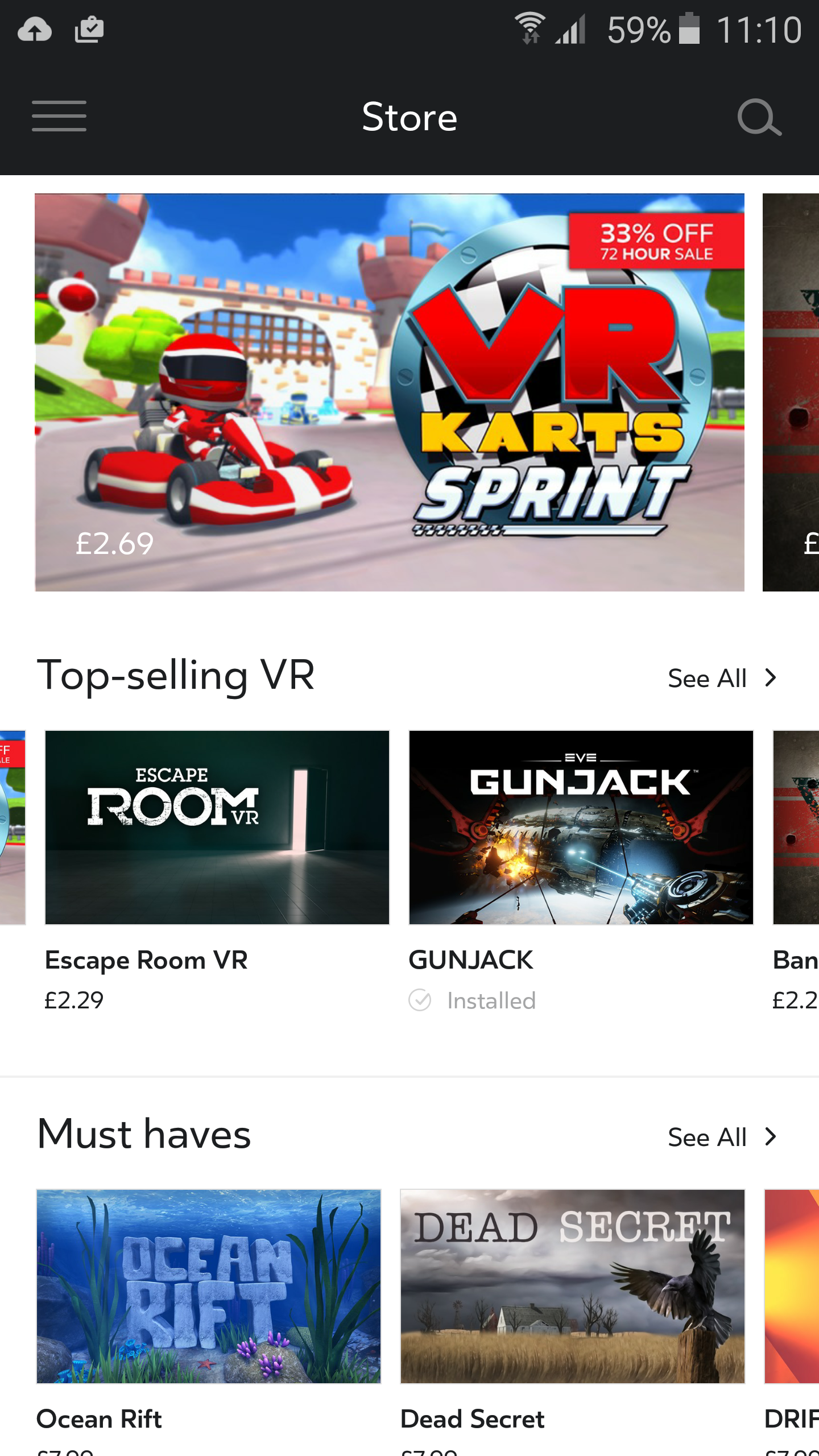 best gear vr apps and games 10 to download first expert reviews