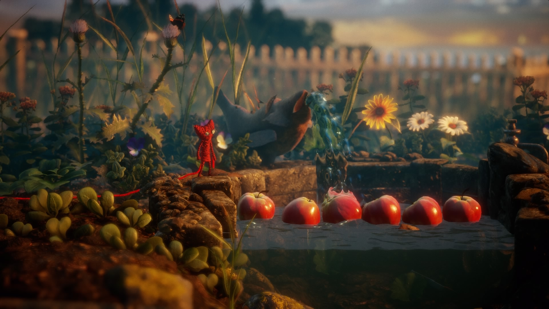 Image result for unravel gameplay