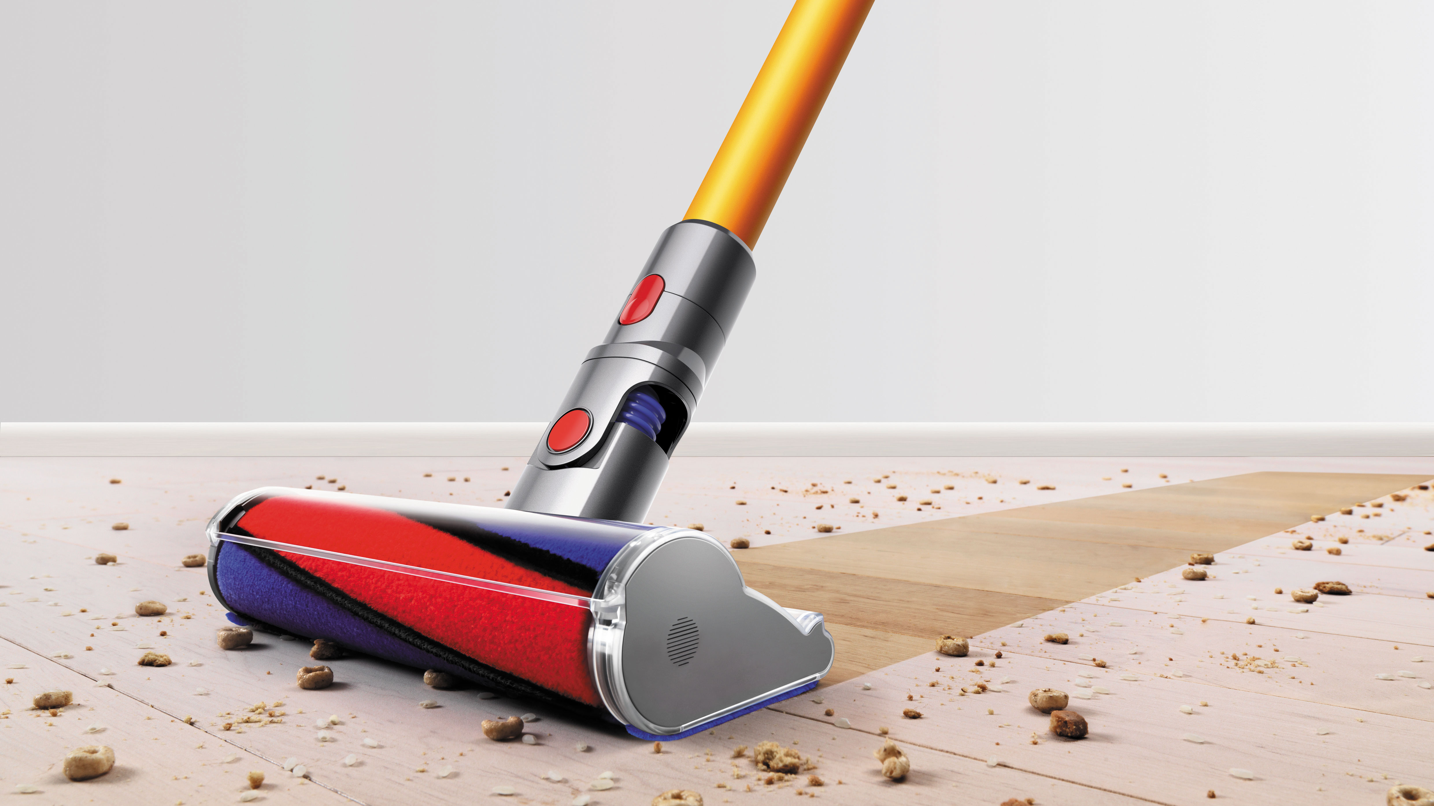 Dyson Doubles The Battery Life Of Its Cordless Vacuums