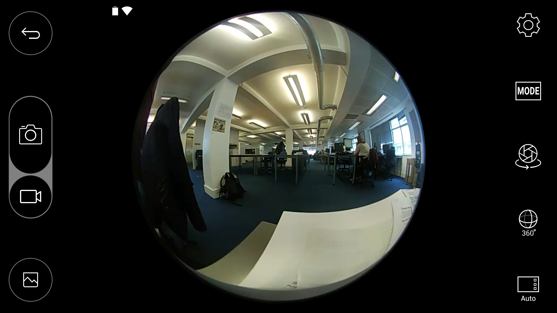 360 degree review 360-degree cameras capture completely panoramic images and videos slant is written by a community helping you be informed expert reviews suggest that it's within the 5-65mp range.