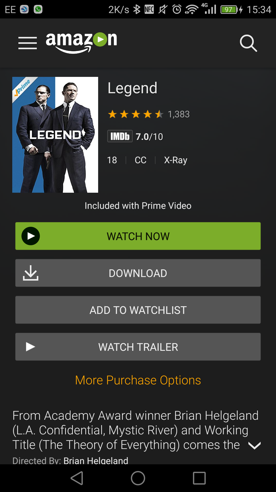 amazon prime video offline