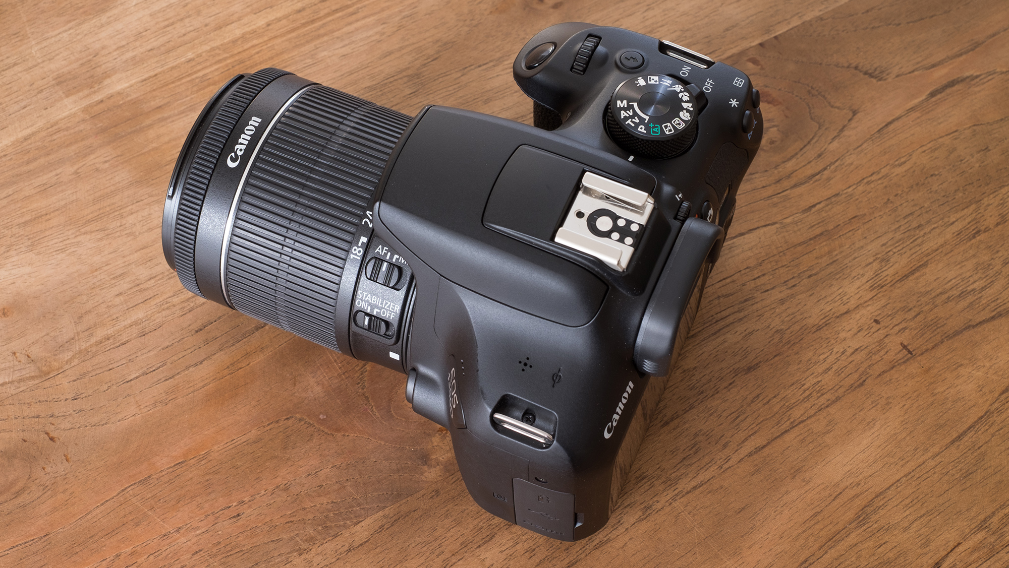 Canon EOS 1300D Review Doesnt Quite Cut The Mustard