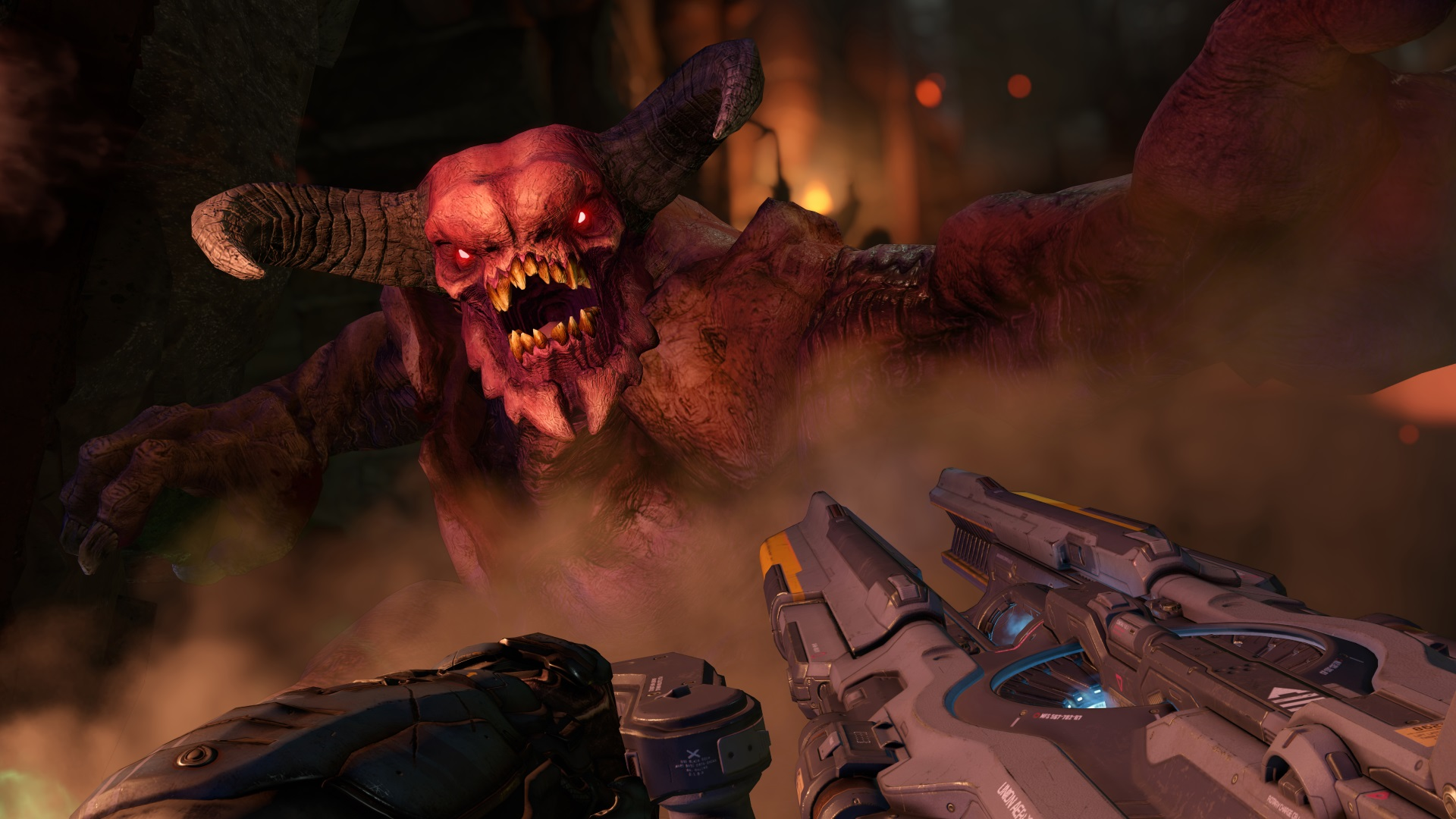 Doom Review The Beast Is Back Expert Reviews