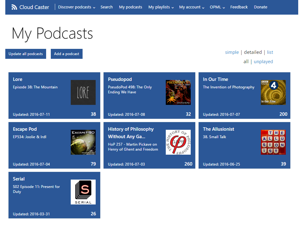 Podcast Addict - Apps on Google Play