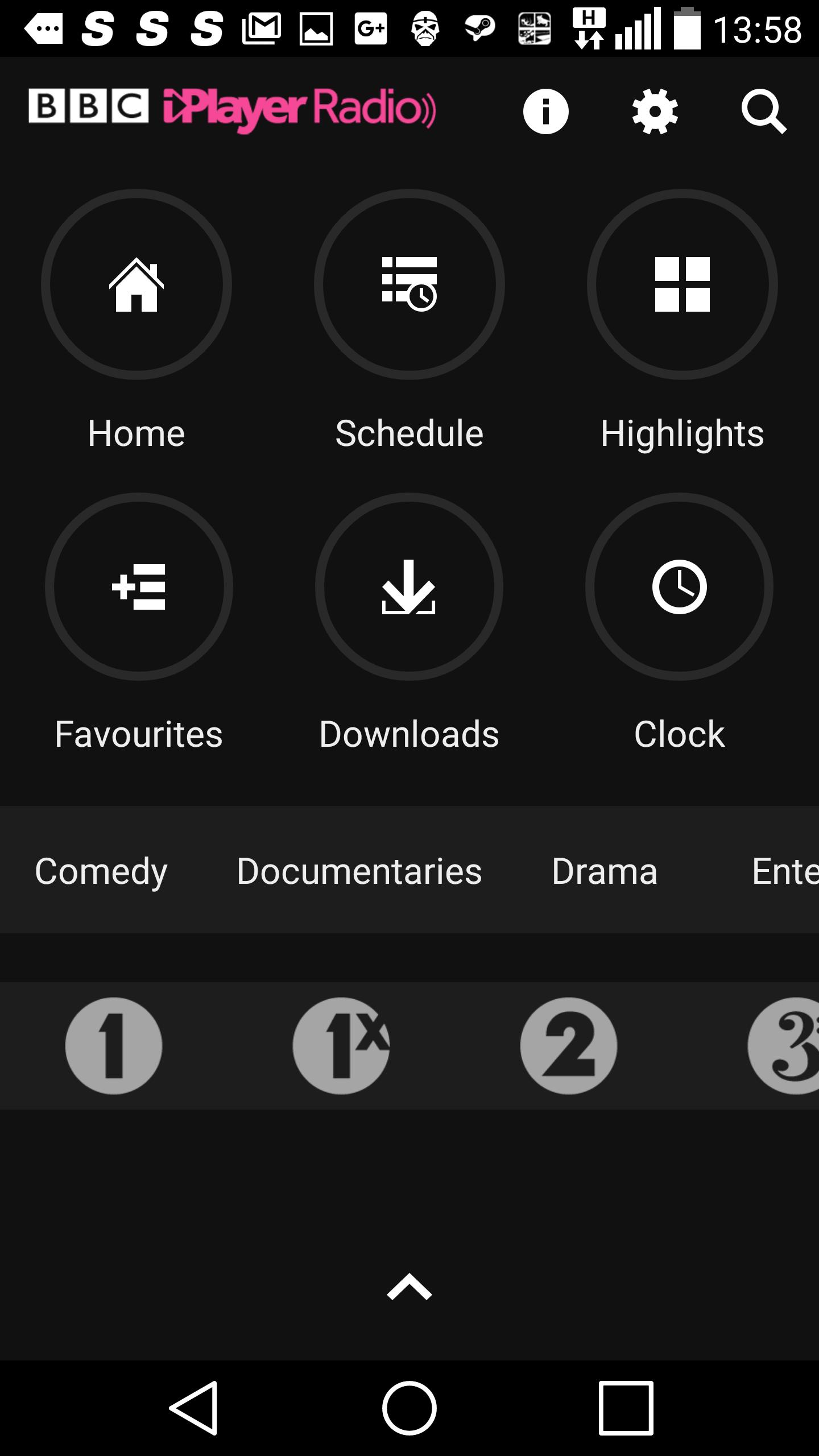 Радио приложение для андроида скачать