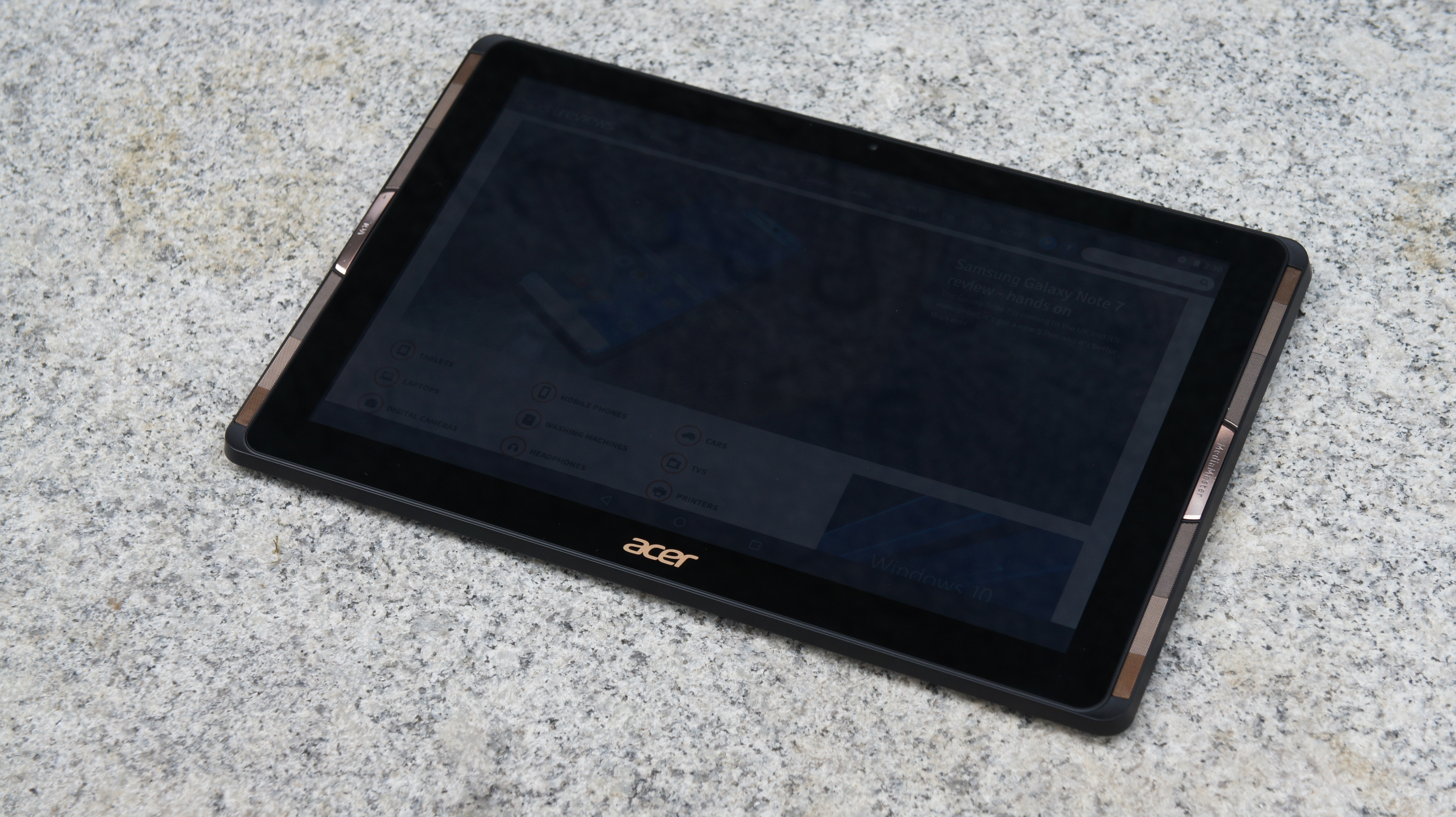 acer iconia tab 10 a30 a40 review performance and. Black Bedroom Furniture Sets. Home Design Ideas