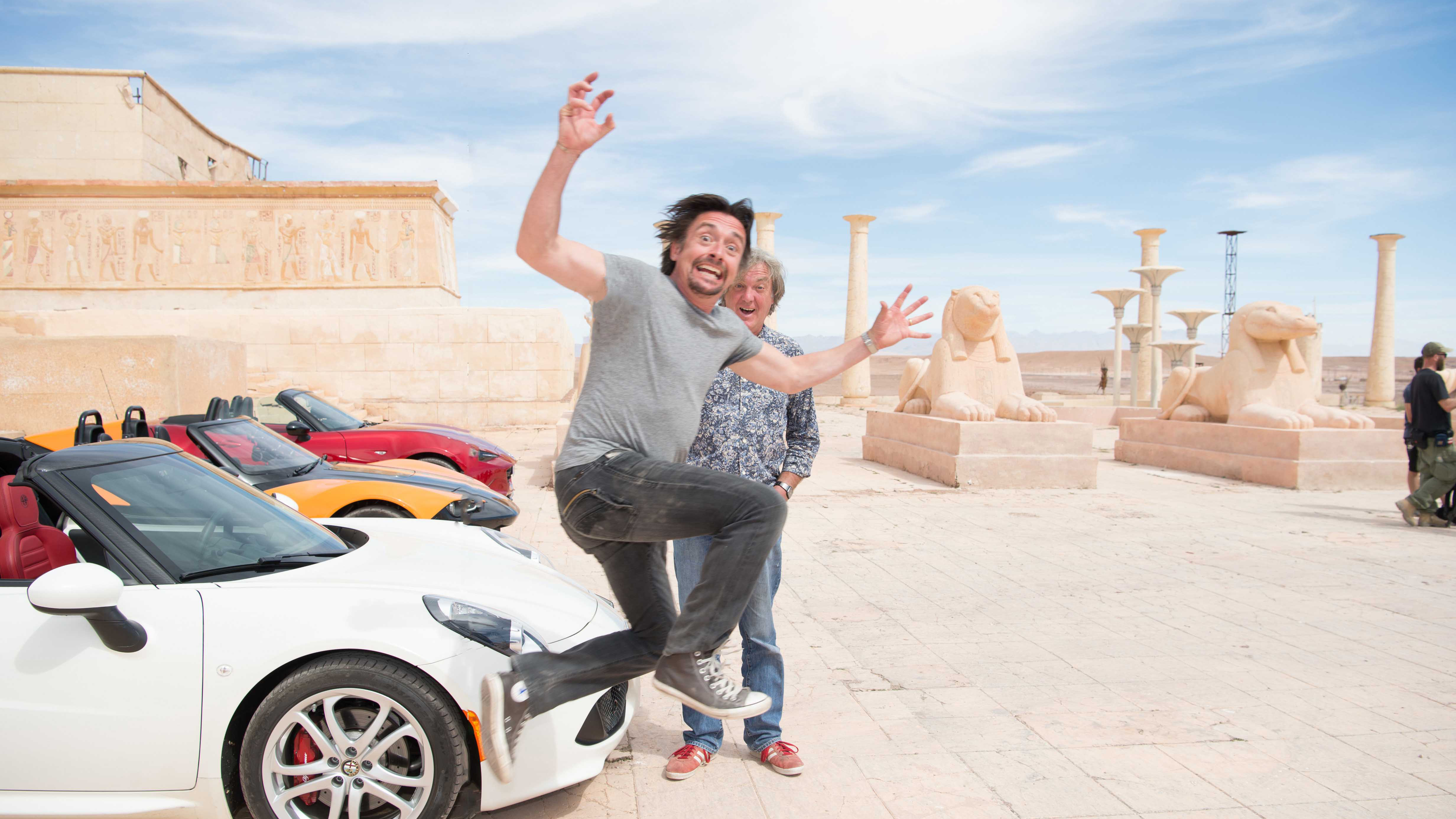 When Does The Grand Tour Release In Uk