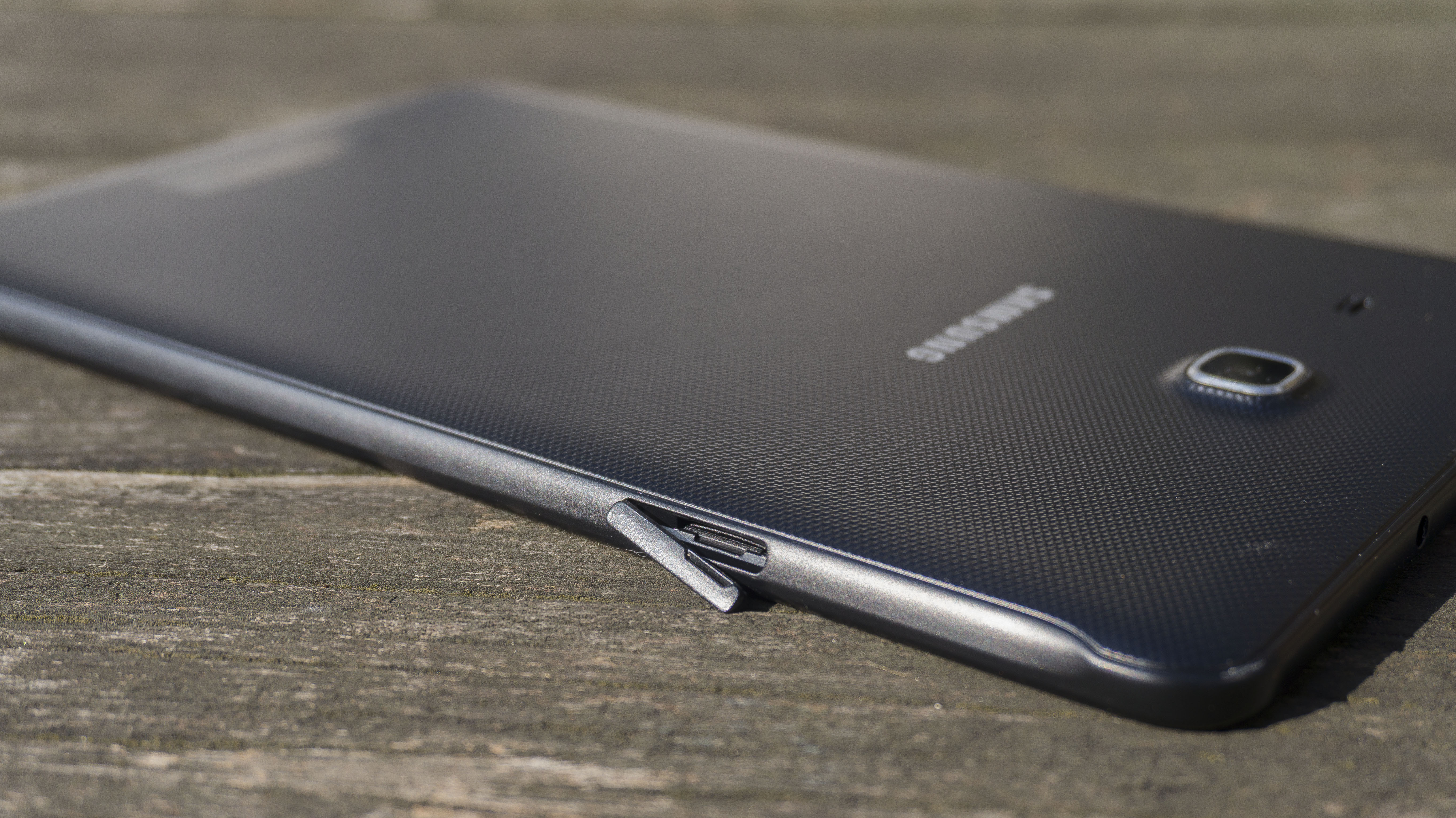 Samsung Galaxy Tab E review Battery life