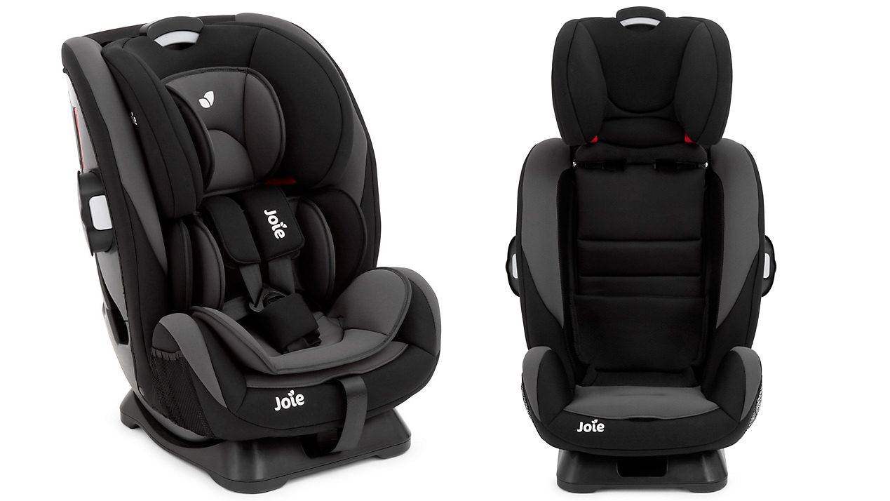 Just Like The Graco Milestone, Joieu0027s Every Stage Is A Car Seat For Your  Child From Birth Until Theyu0027re 12 Years Old. The Joie Presents Excellent  Value For ...