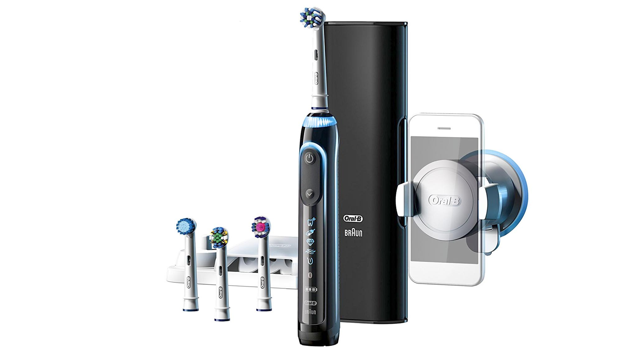 Brushing new toothbrush claims to clean teeth in 6 seconds abc news - Best Electric Toothbrush The Best Electric Toothbrushes From 30 Expert Reviews