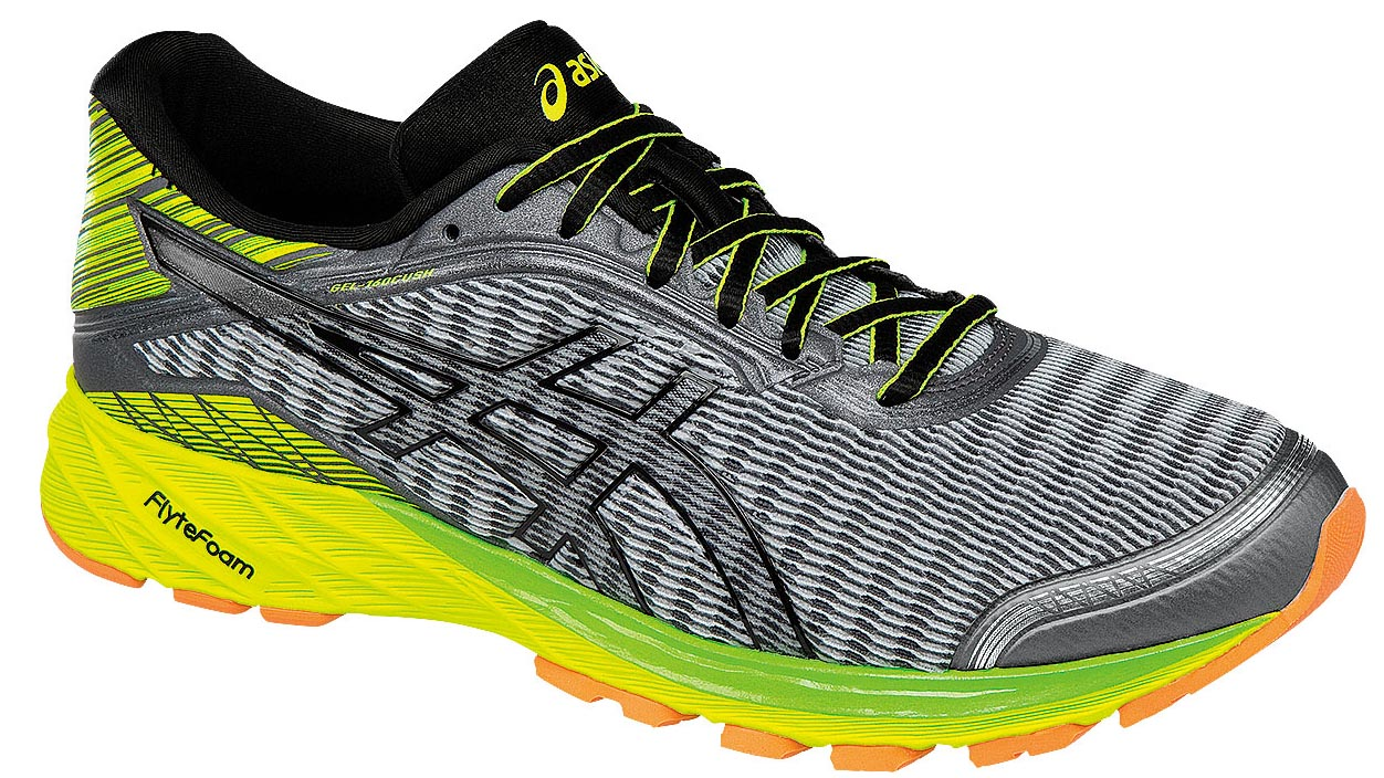 Asics Dynaflyte: The best all-round running shoes