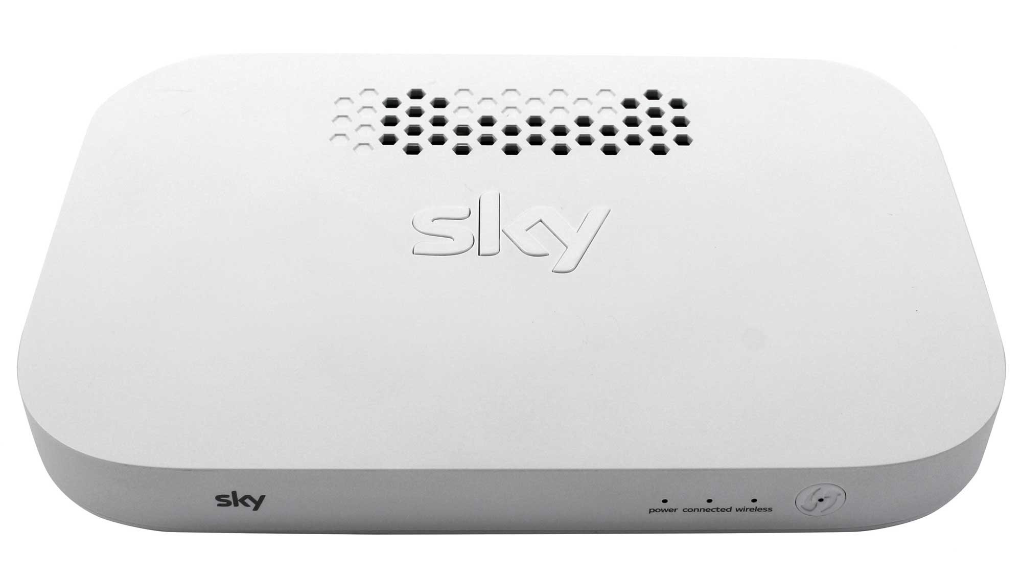 Sky wireless connector slow download