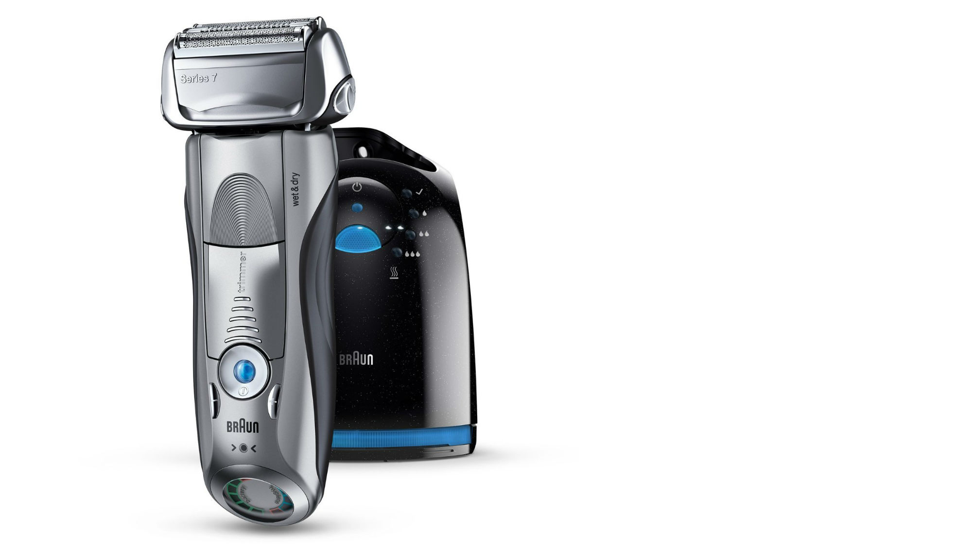 Which electric shaver is better