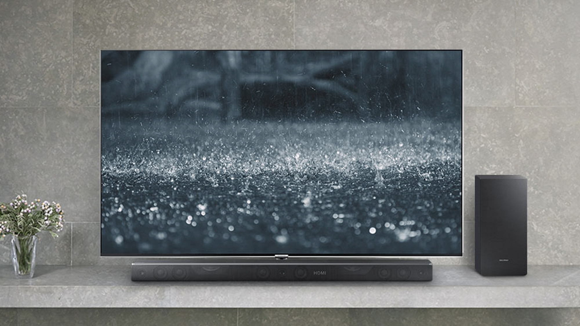 There Arenu0027t Many Atmos Compatible Soundbars On The Market, And Most Sit At  The Upper End Of The Price Spectrum, But The Samsung Is, Currently, ...