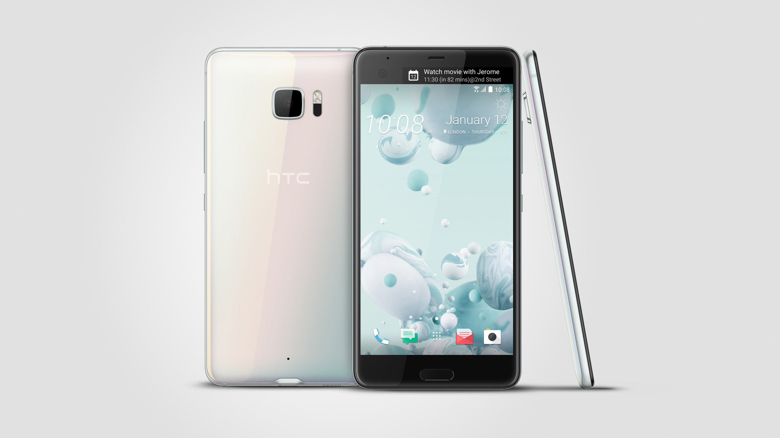 HTC U review: Hands on with HTC's new AI-laden flagship ...