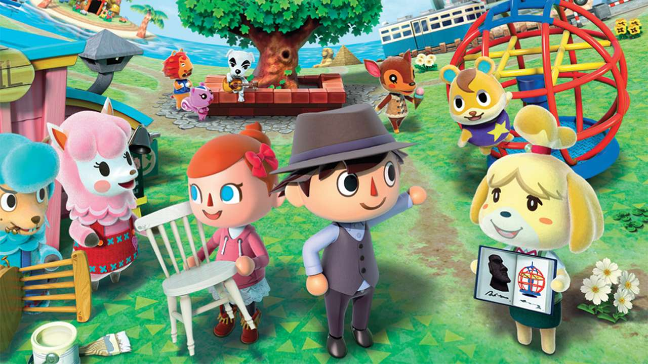 11 best new 3ds games in 2018 all the games you have to for Animal crossing new leaf arredamento