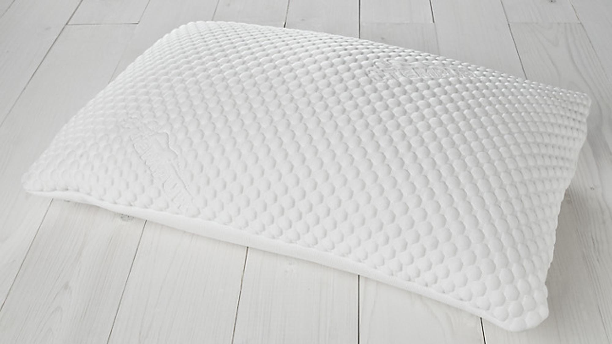 Tempur Traditional Pillow John Lewis : Best pillows: The best microfibre, memory foam, and down pillows to buy from ?9 Expert Reviews