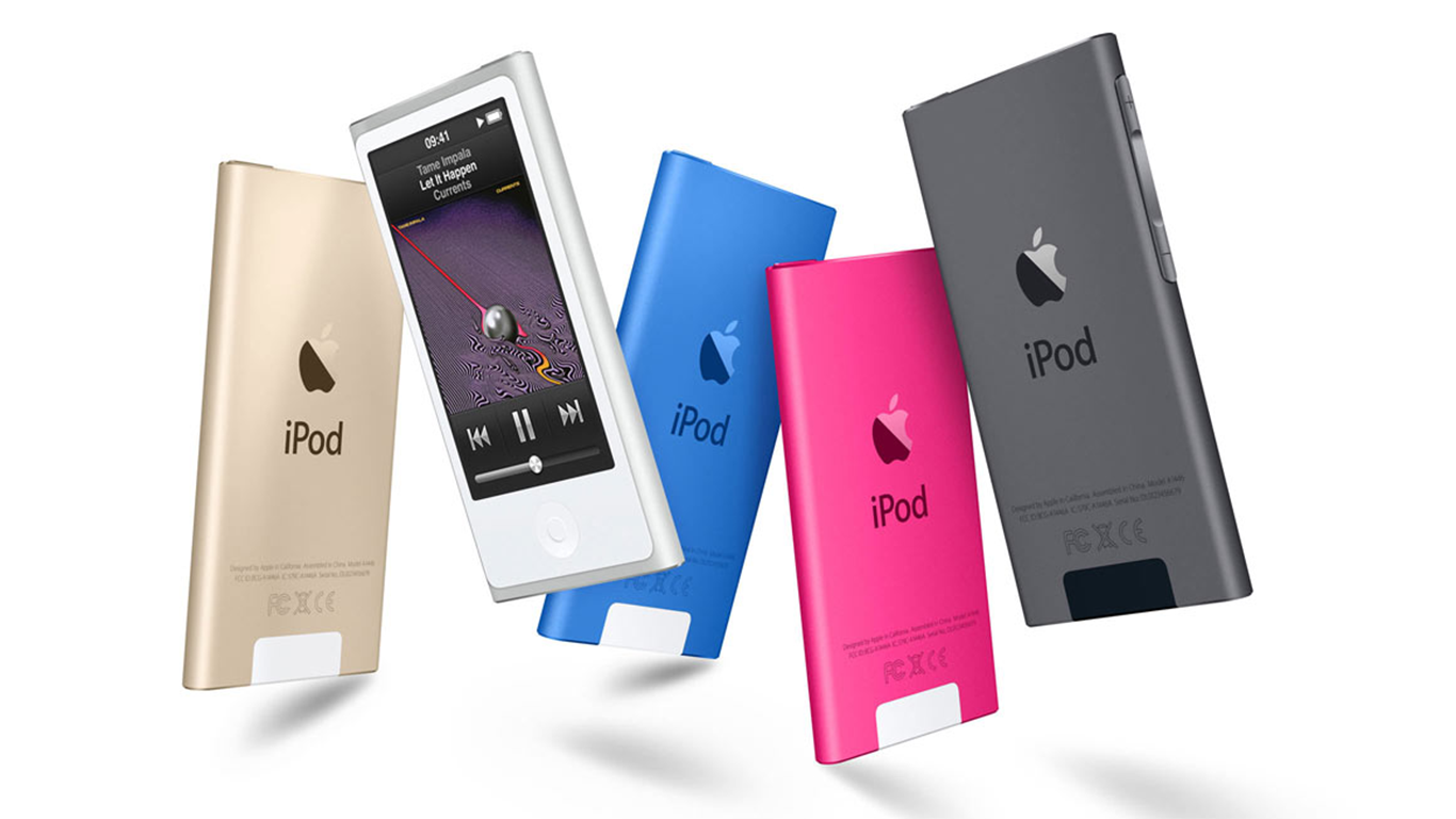 apple ipod nano review discontinued and now too expensive. Black Bedroom Furniture Sets. Home Design Ideas