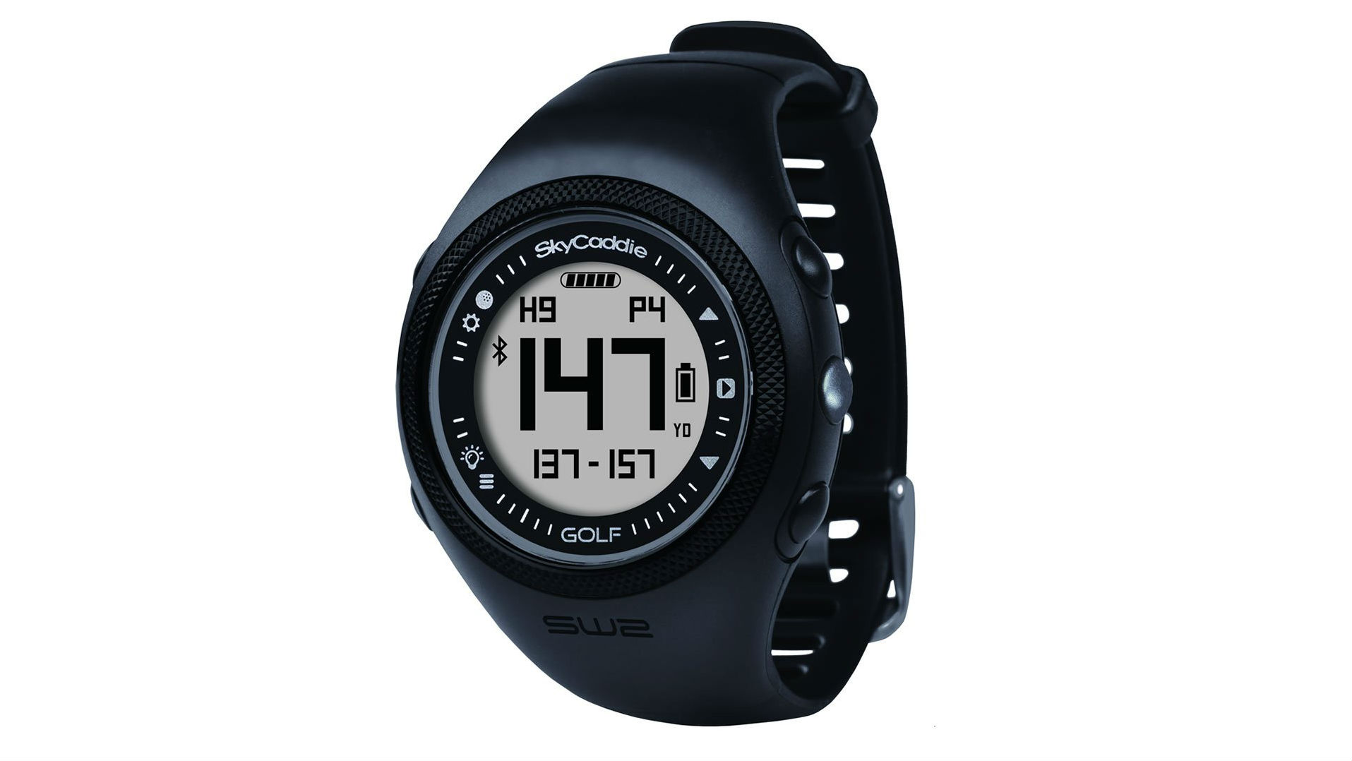 Sky Cad S Sw Is One Of The Best Looking Gps Watches And Also One Of The Easiest To Use If Youve Never Played A Round With A Gps Watch On Before