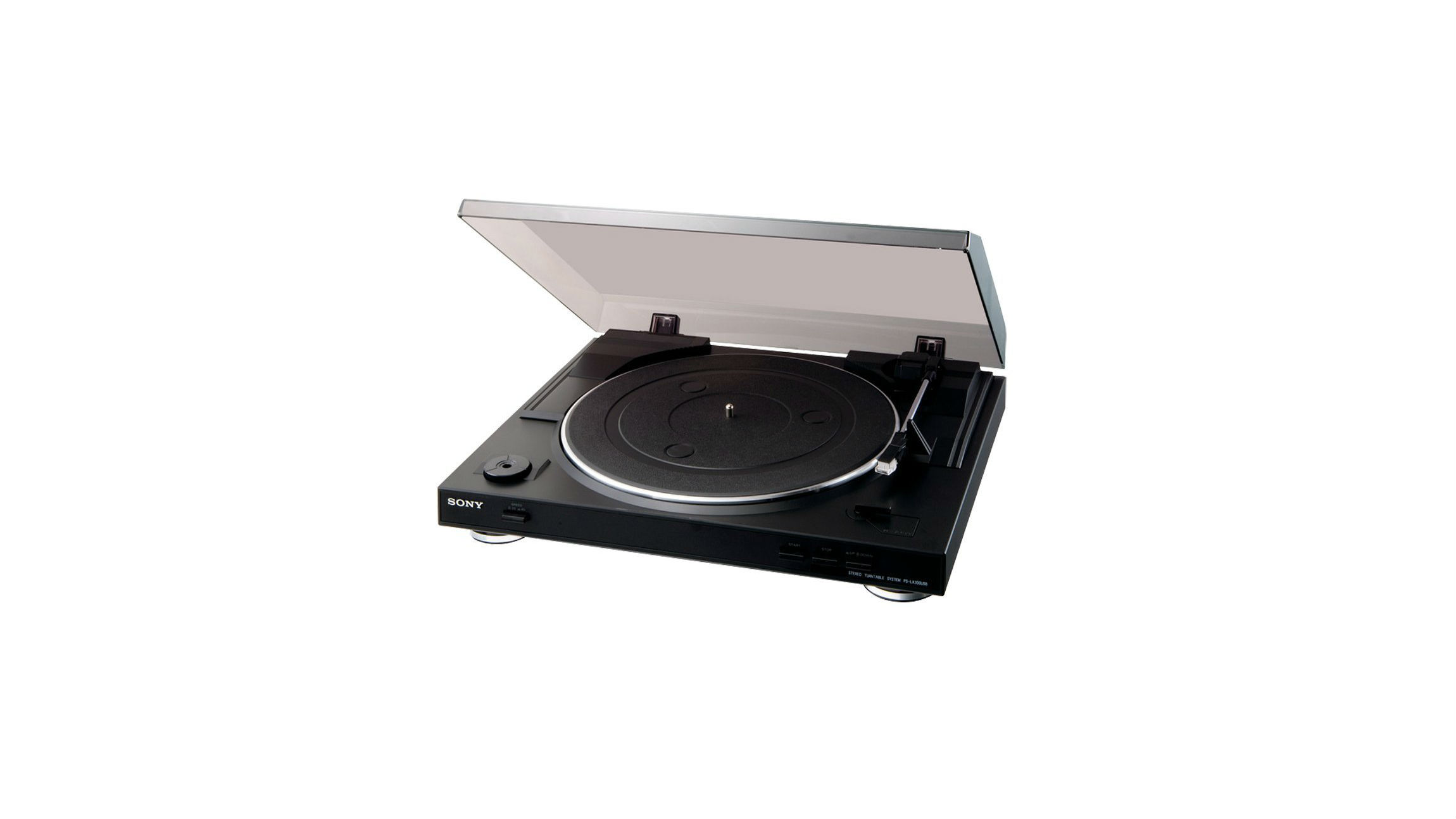 If The Idea Of Manually Placing The Needle On Your Records Is A Bit Too  Daunting, Then You Should Try This Fully Automatic Model From Sony.