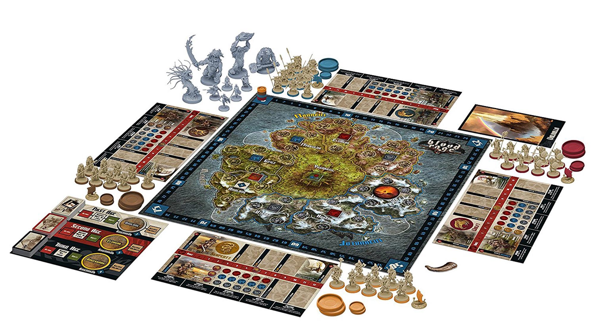 how to make a good rpg board game