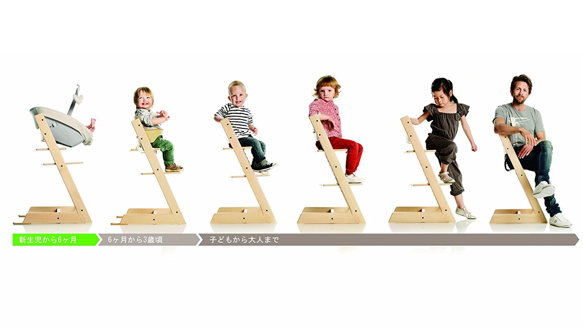 Stokke Tripp Trapp: The Best High Chair For Long Term Use