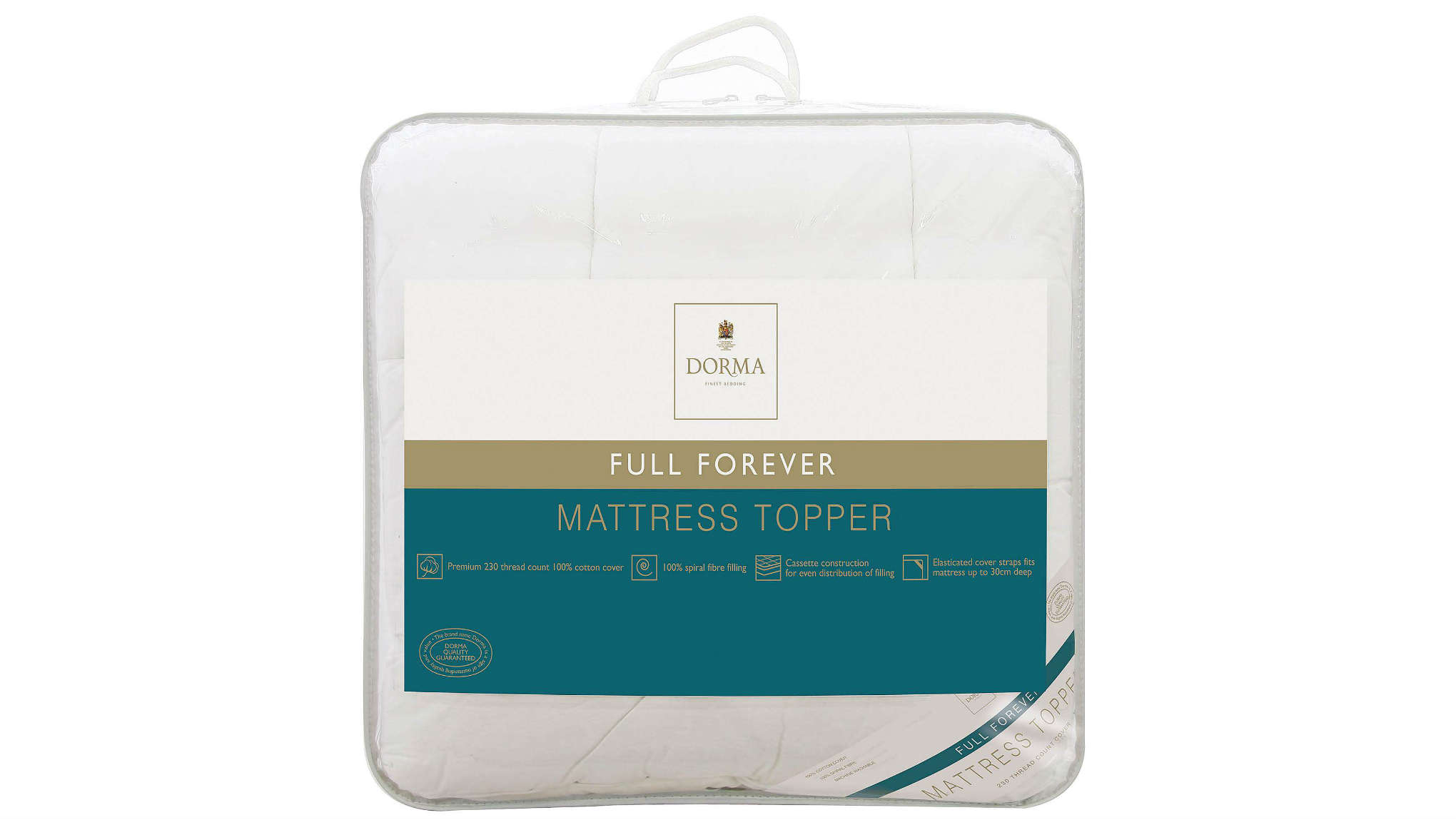 Best mattress toppers The best mattress toppers to from £45