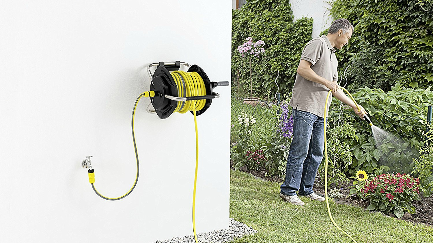 best garden hose the best garden hoses to buy from 13 expert reviews - Best Garden Hose Reel