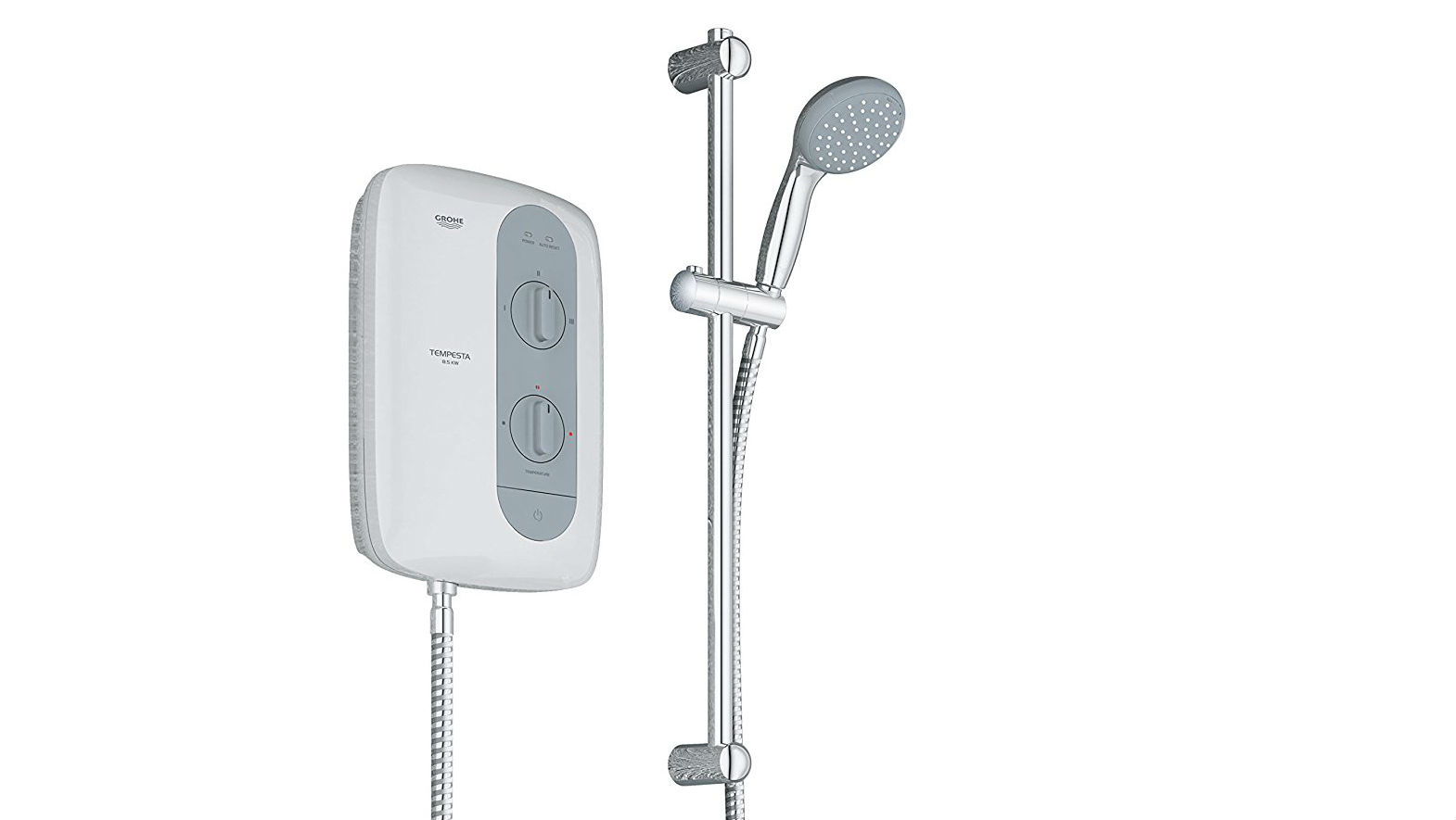 Best electric shower 2017: The electric showers with the power to ...